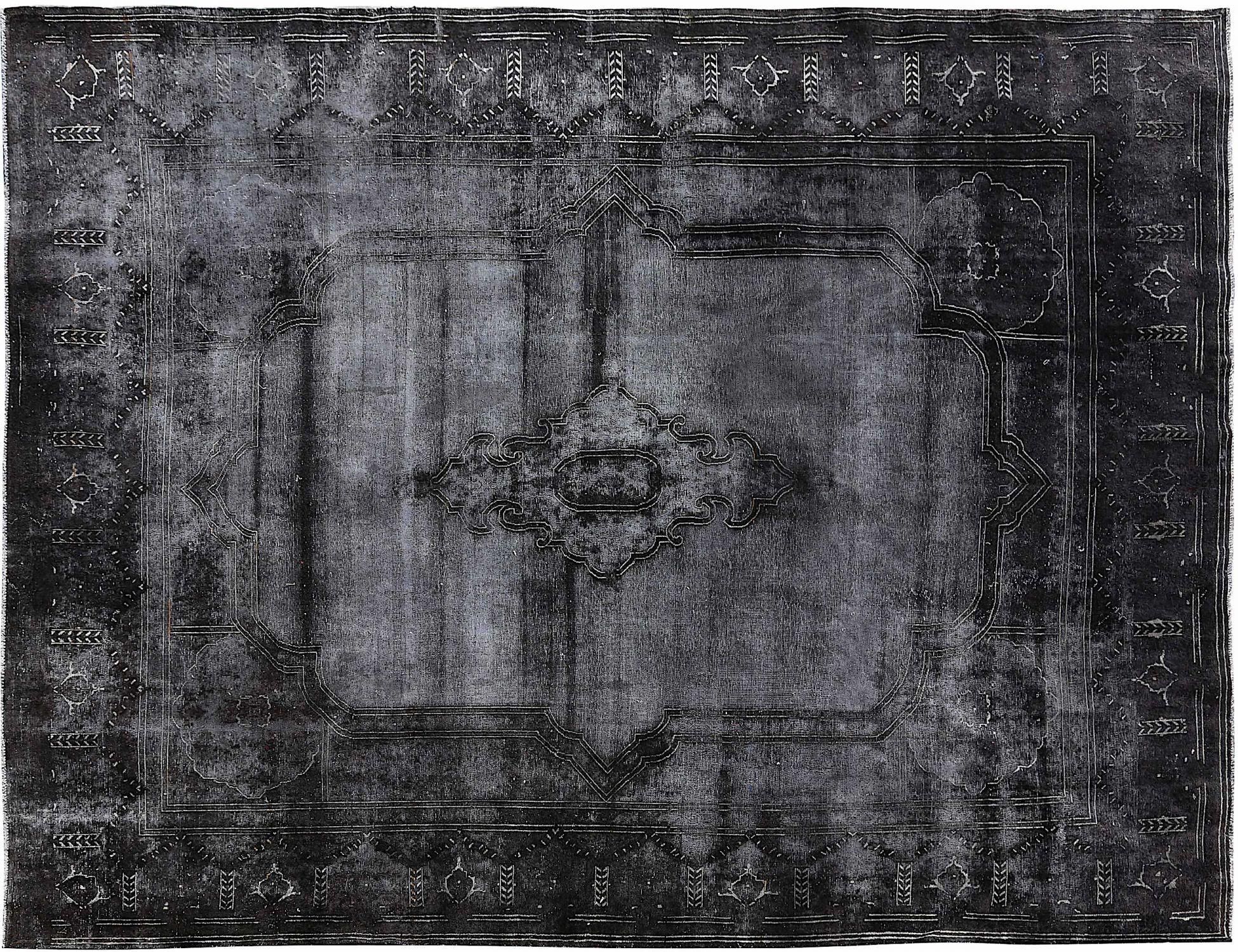 Tappeto Vintage  nero <br/>396 x 292 cm