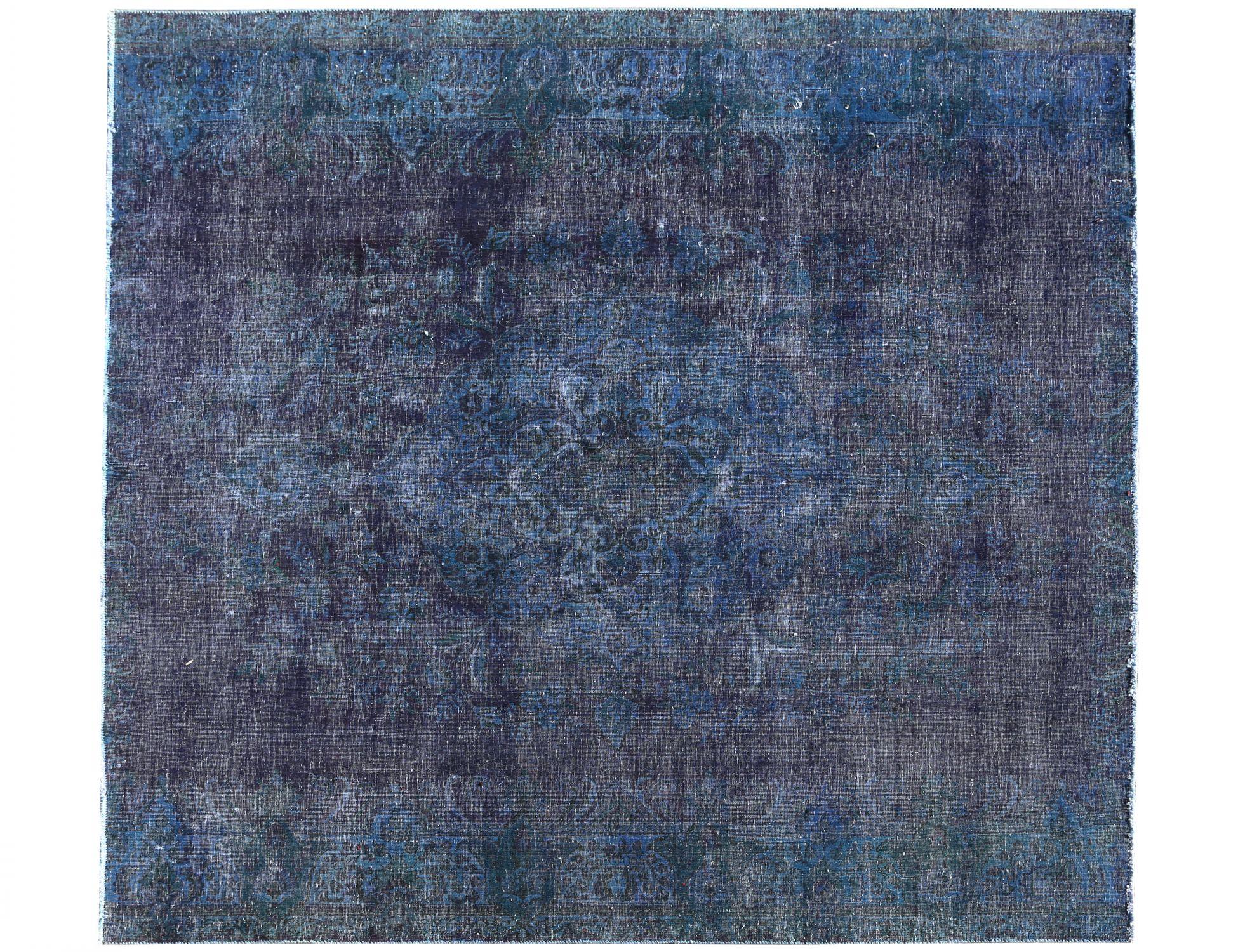 Tappeto Vintage  blu <br/>260 x 252 cm