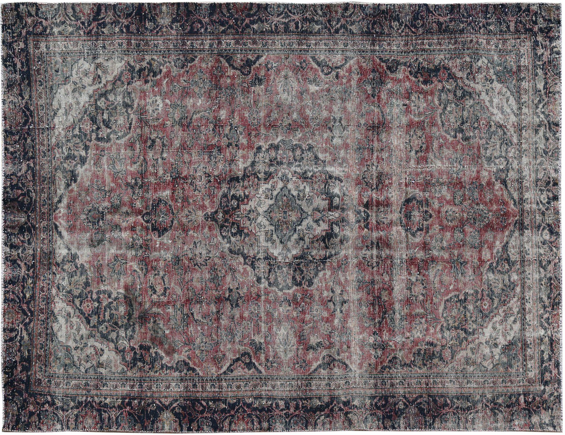 Tappeto Vintage  blu <br/>268 x 155 cm