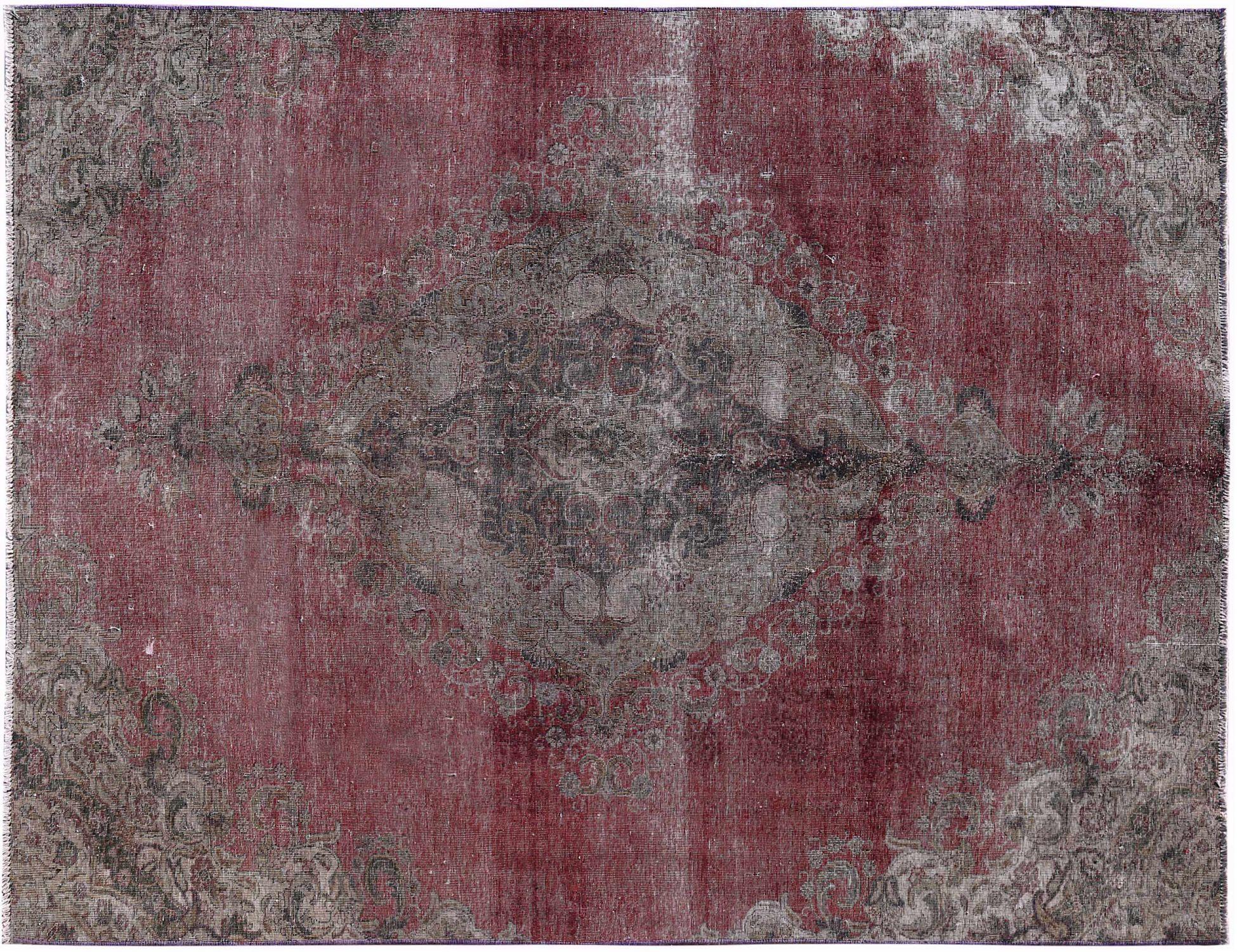 Retro Teppich  lila <br/>306 x 195 cm
