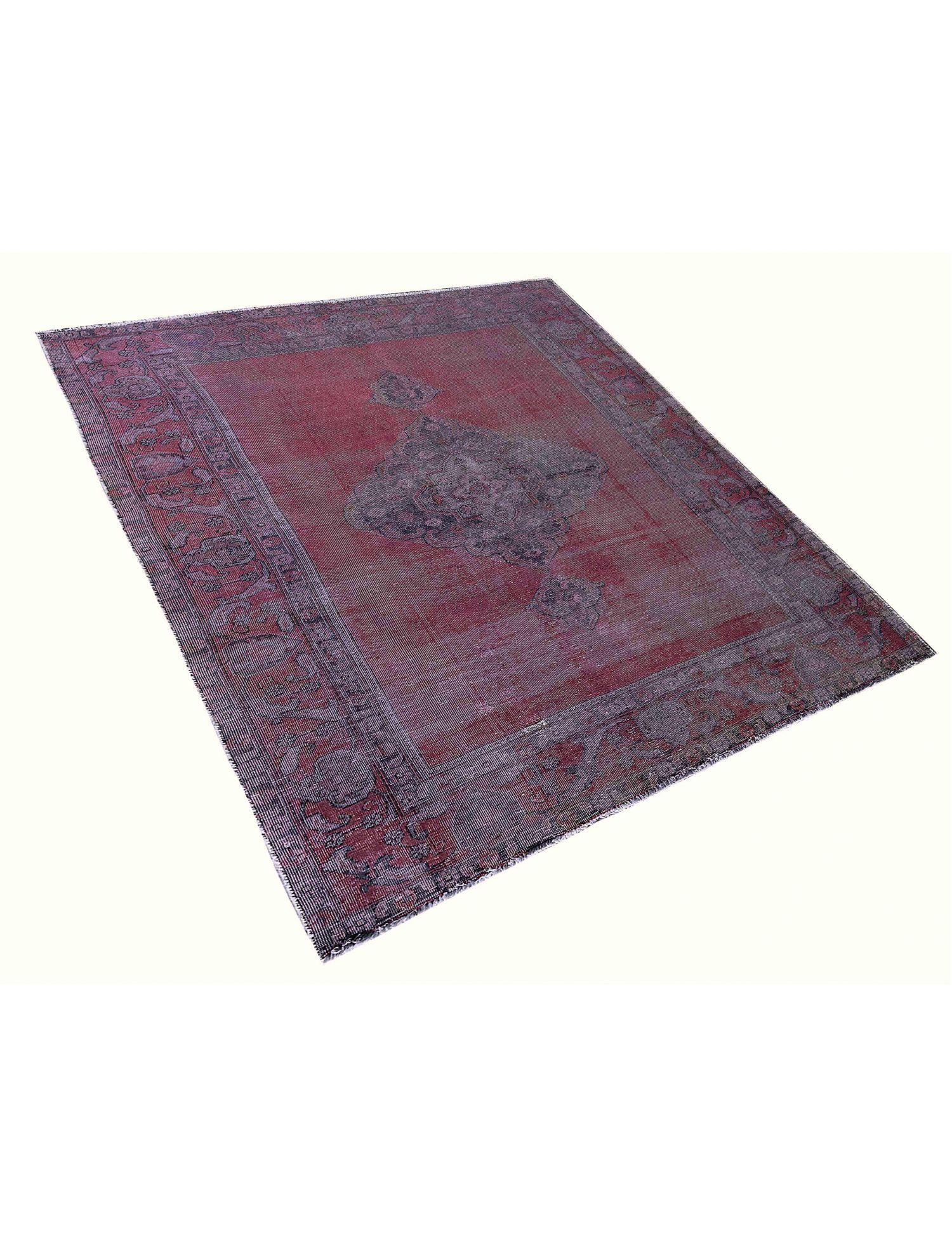 Retro Teppich  lila <br/>285 x 190 cm