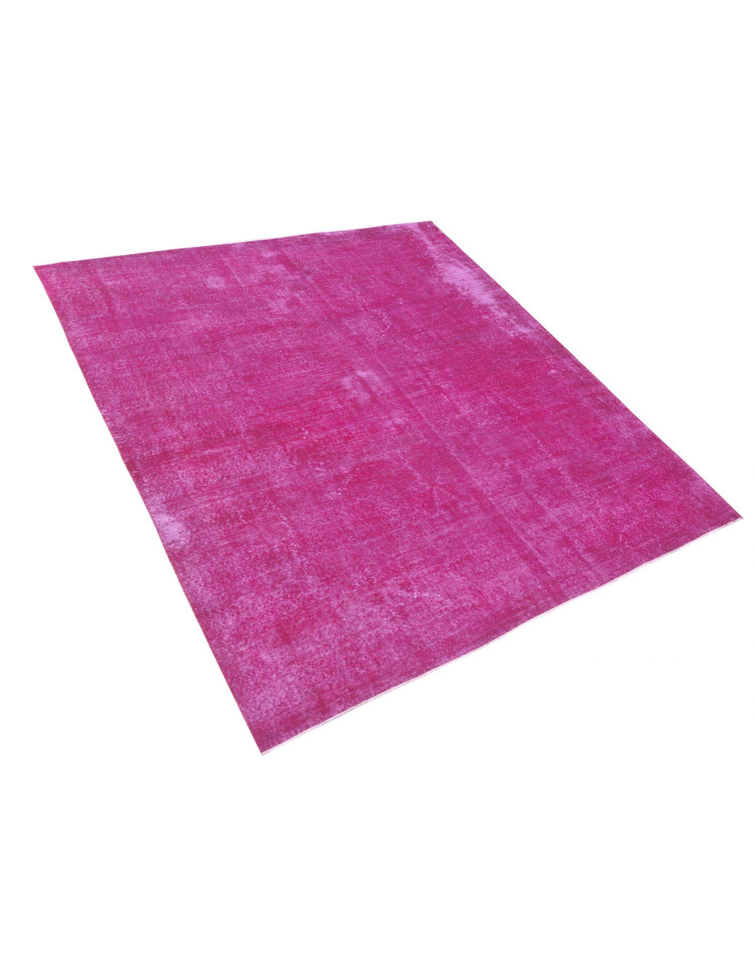 Tappeto Vintage  rosa <br/>333 x 229 cm