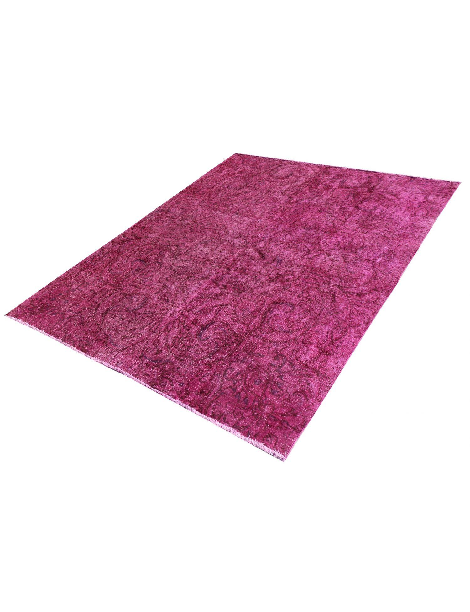 Tappeto Vintage  rosa <br/>221 x 191 cm