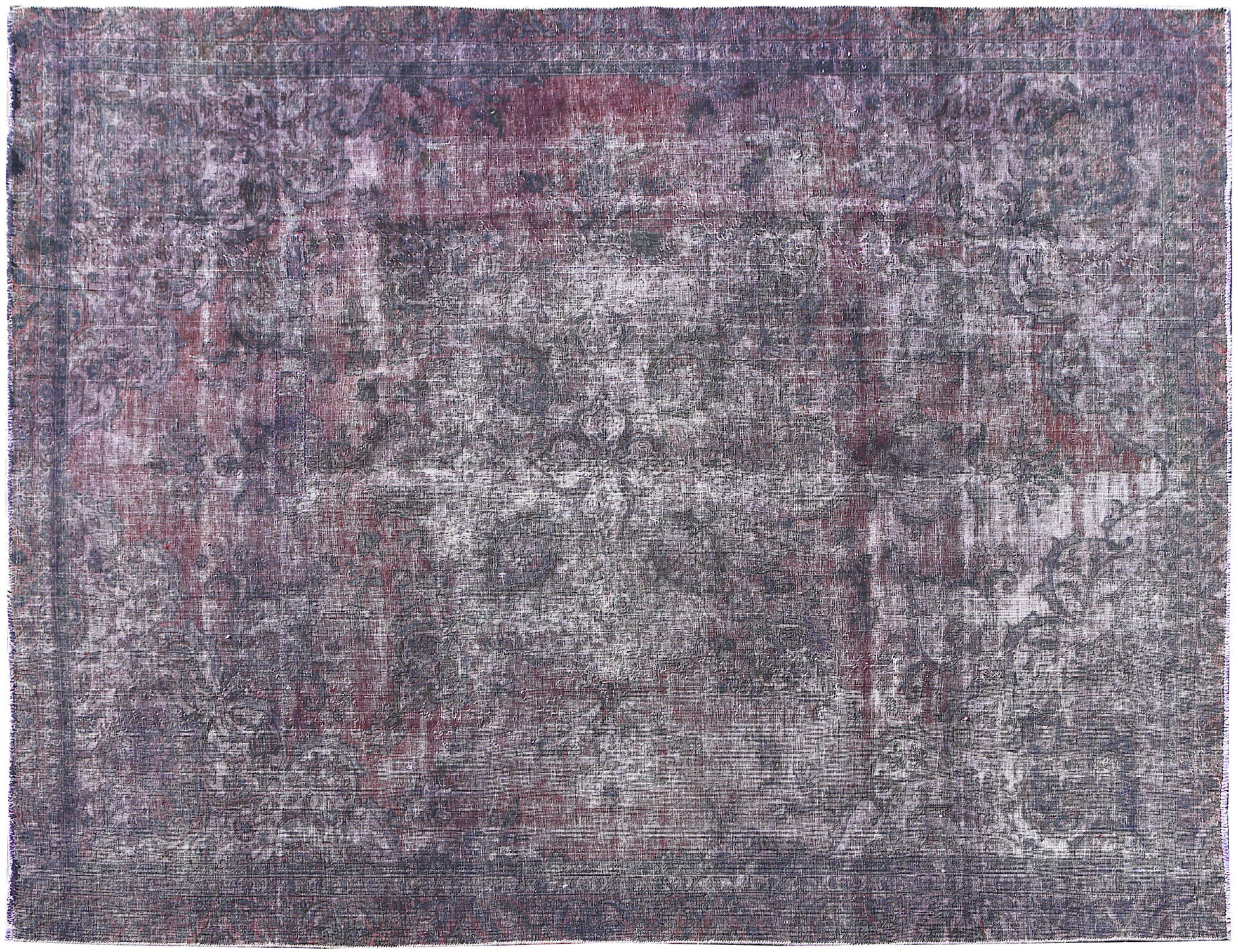 Tappeto Vintage  viola <br/>330 x 247 cm
