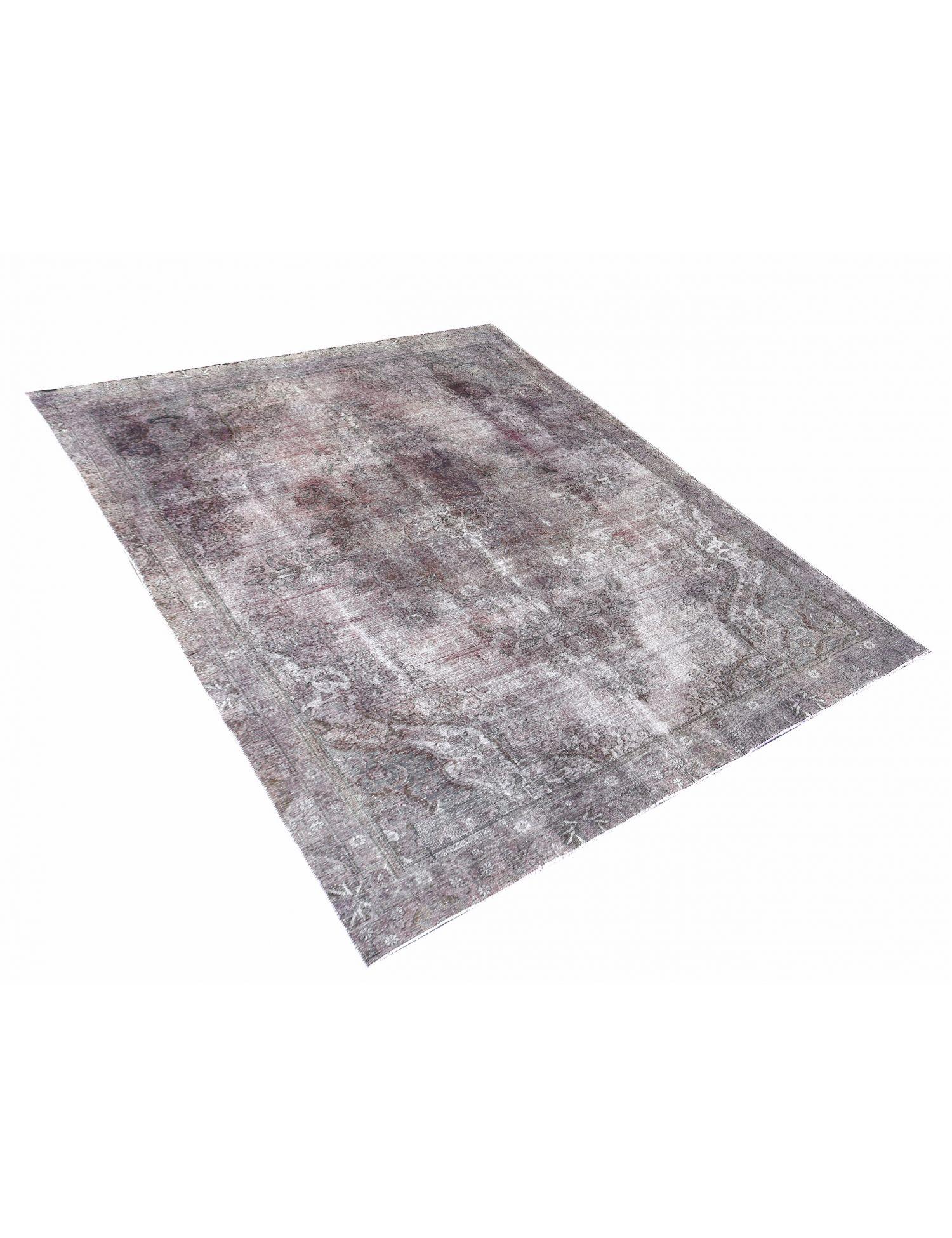 Tappeto Vintage  grigio <br/>343 x 243 cm
