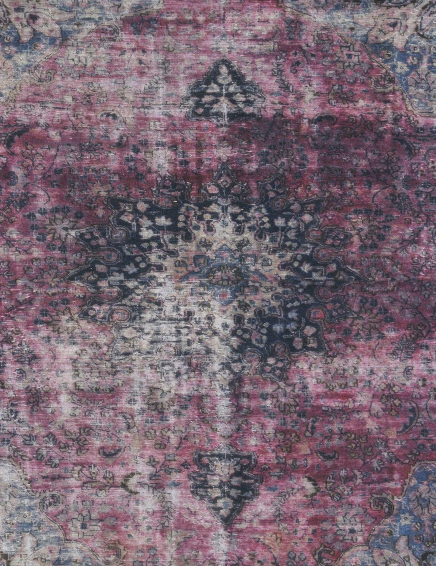 Vintage Teppich  blau <br/>320 x 232 cm