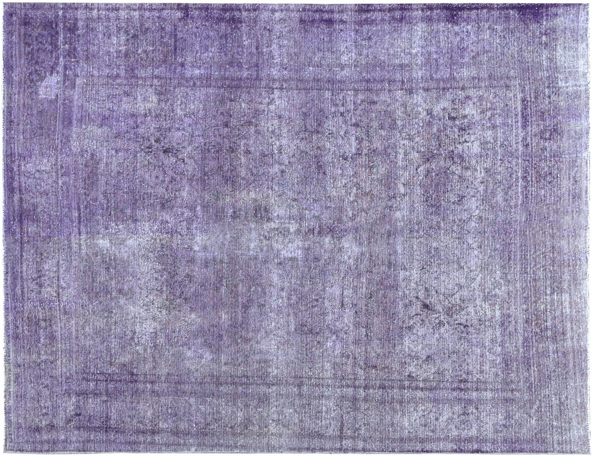 Tappeto Vintage  viola <br/>352 x 284 cm