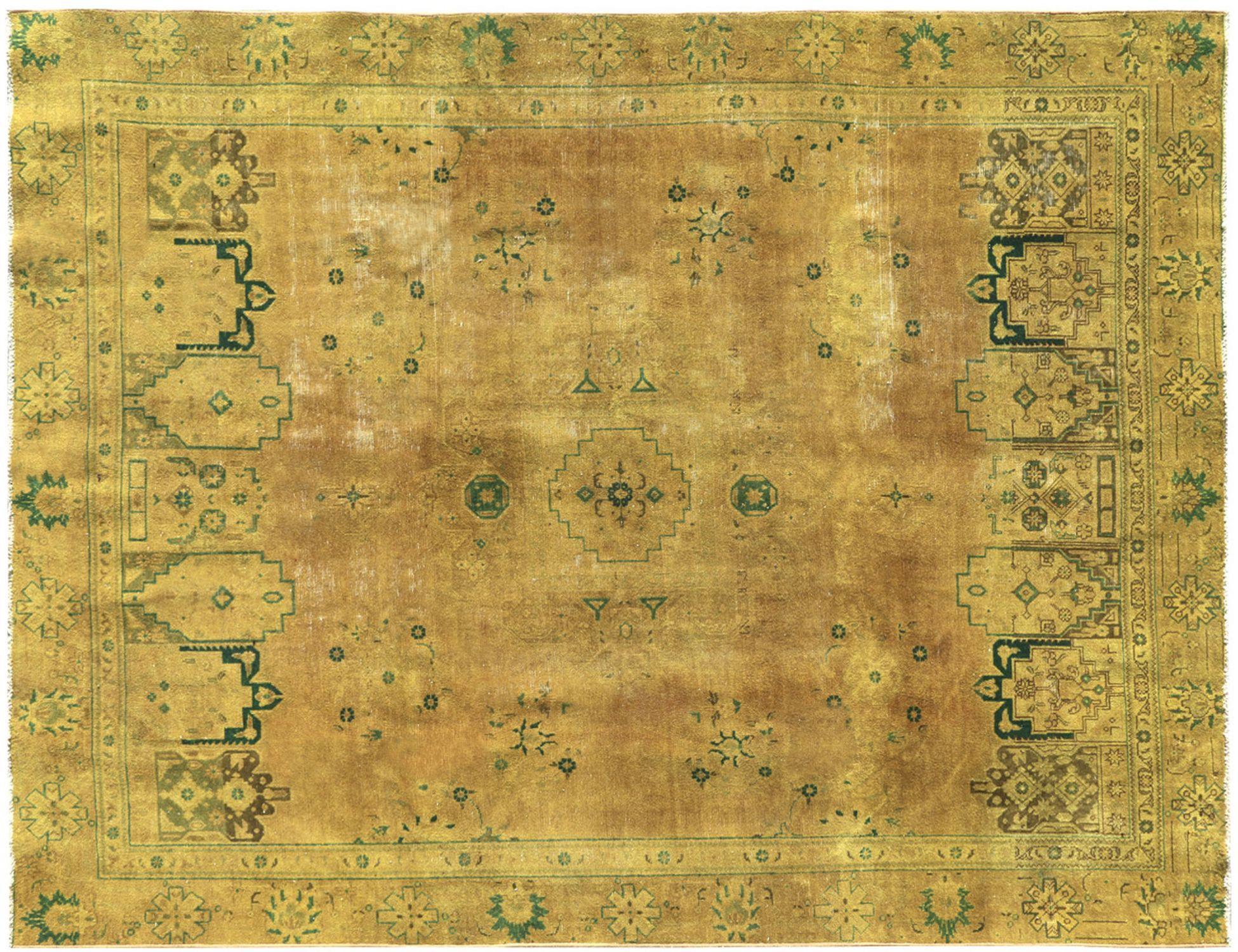 Tappeto Vintage  giallo <br/>360 x 257 cm