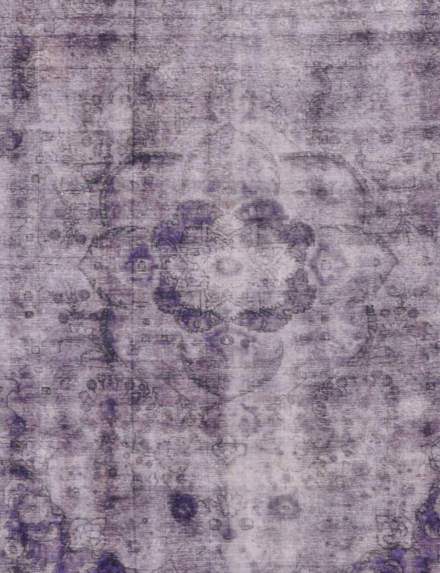 Tappeto Vintage  viola <br/>380 x 260 cm