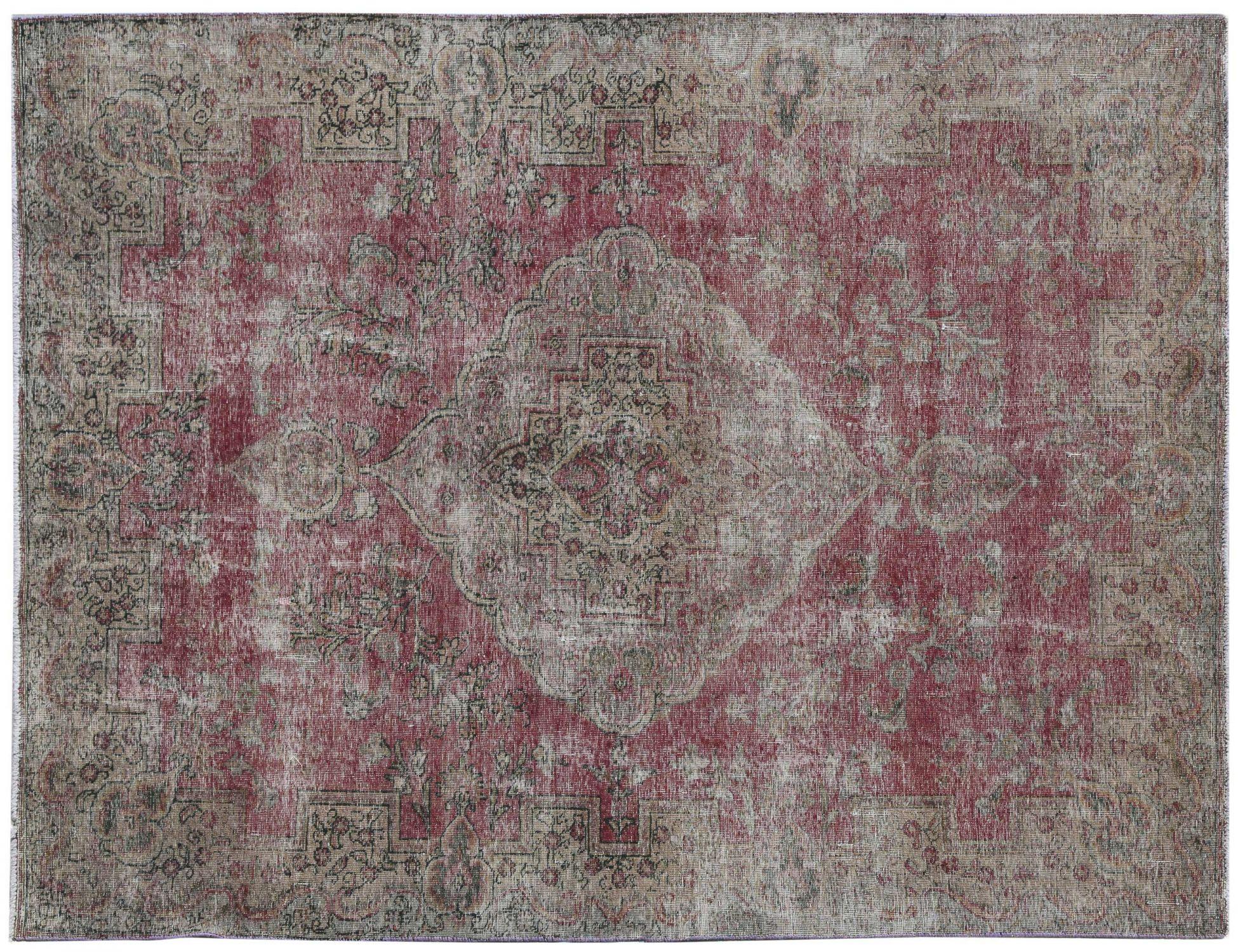 Stonewash  rosso <br/>297 x 206 cm