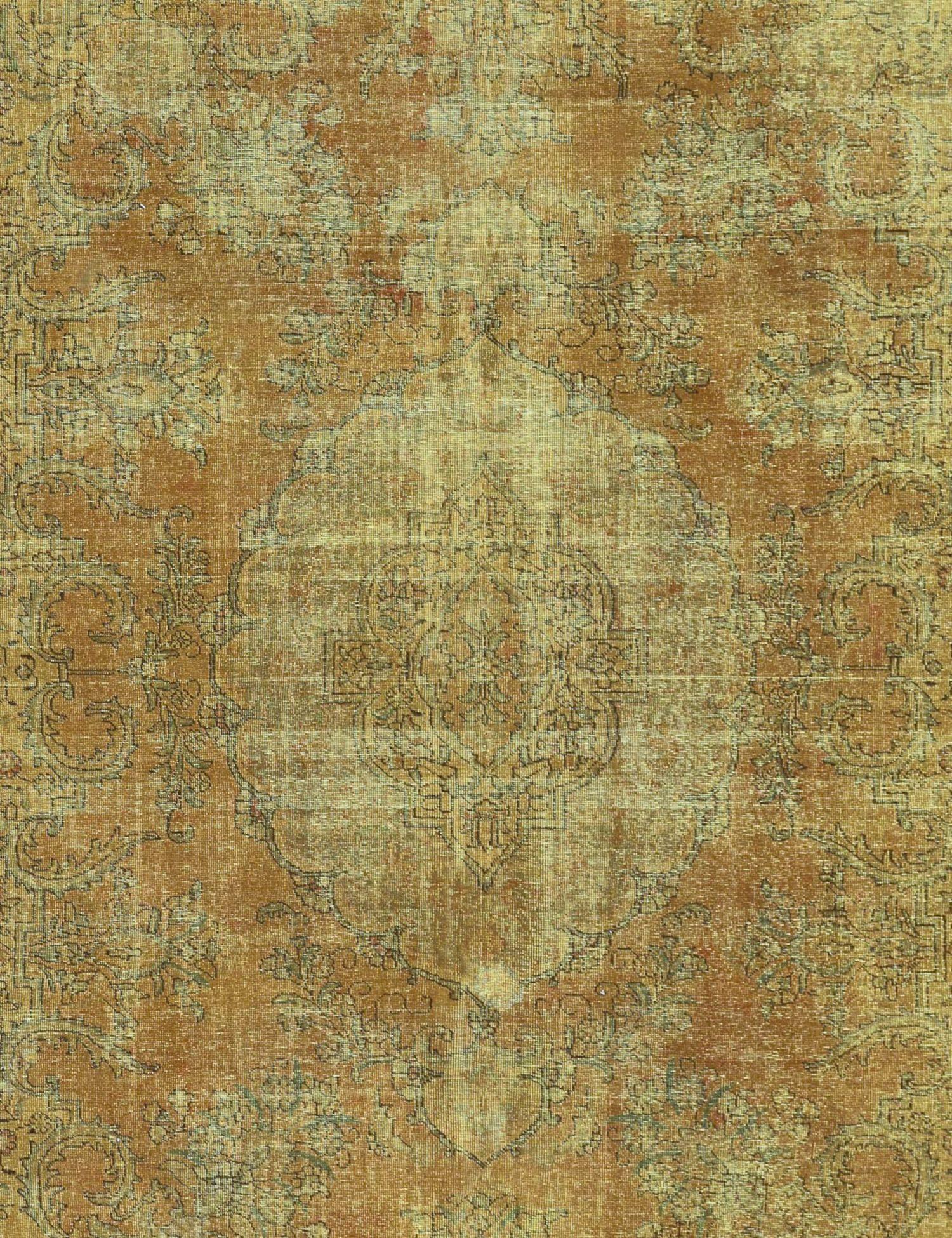 Tappeto Vintage  giallo <br/>350 x 255 cm