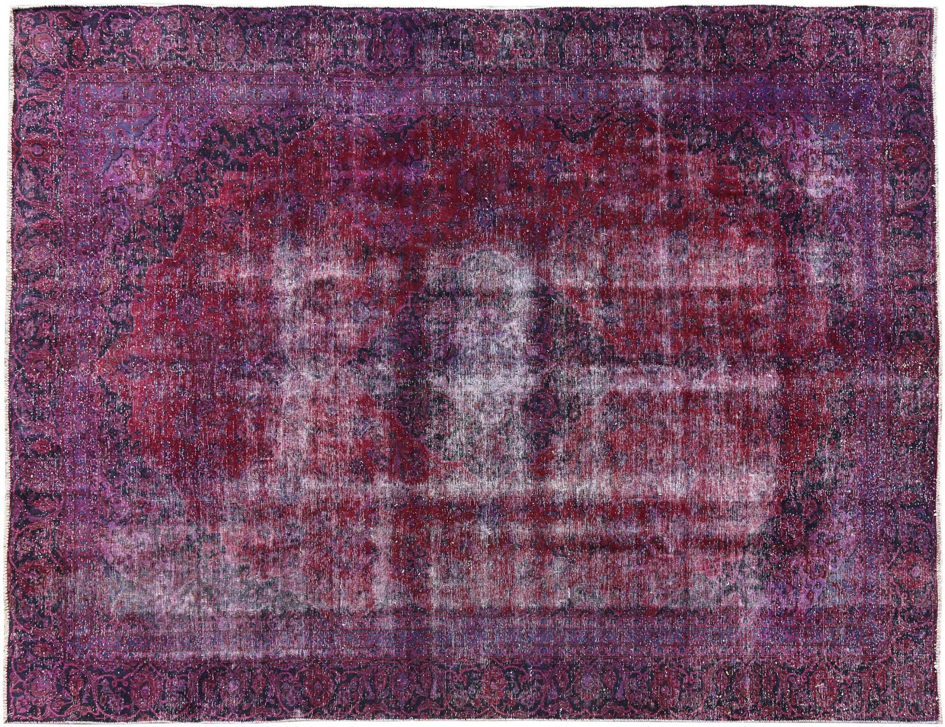 Tappeto Vintage  viola <br/>383 x 256 cm