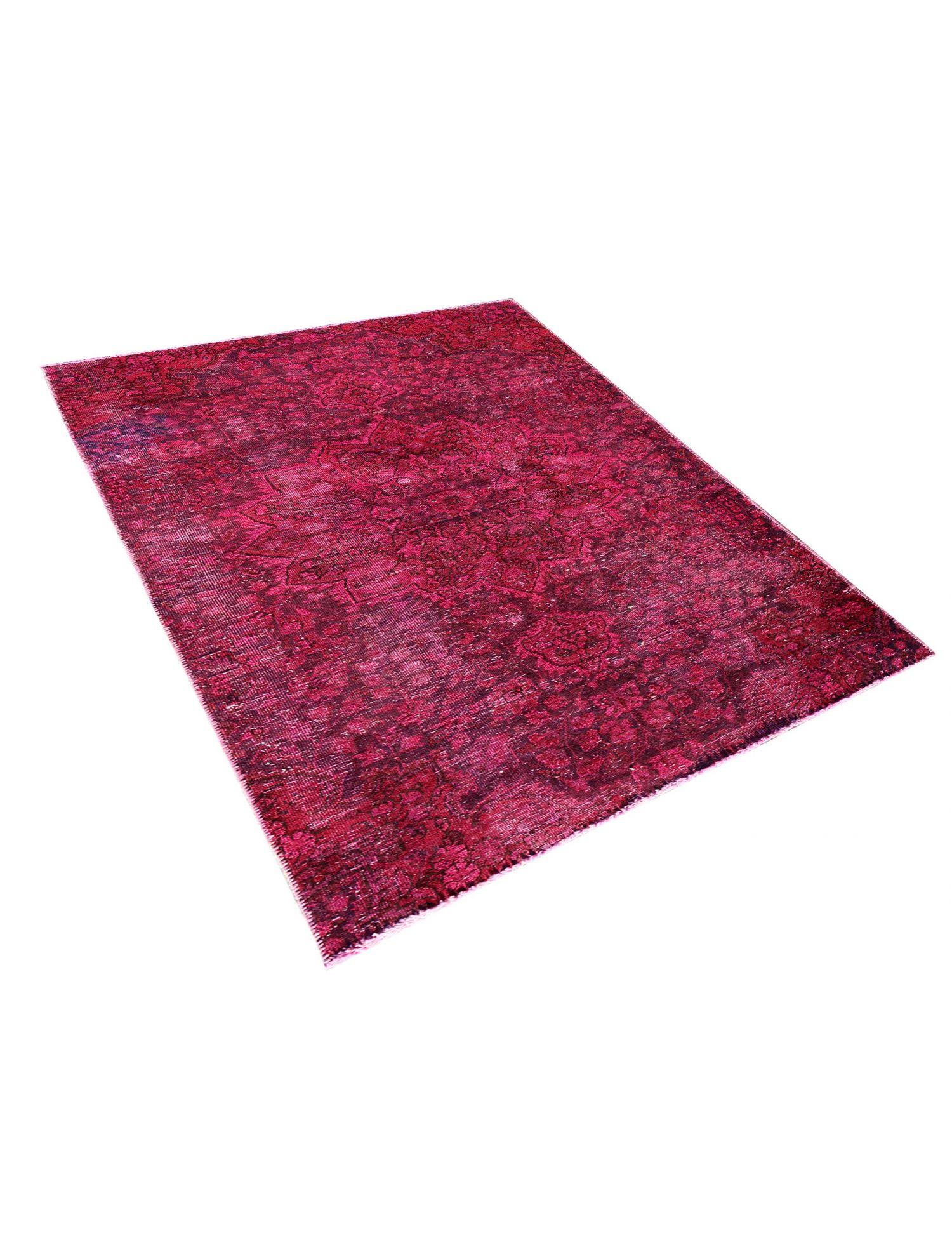 Tappeto Vintage  rosa <br/>230 x 126 cm