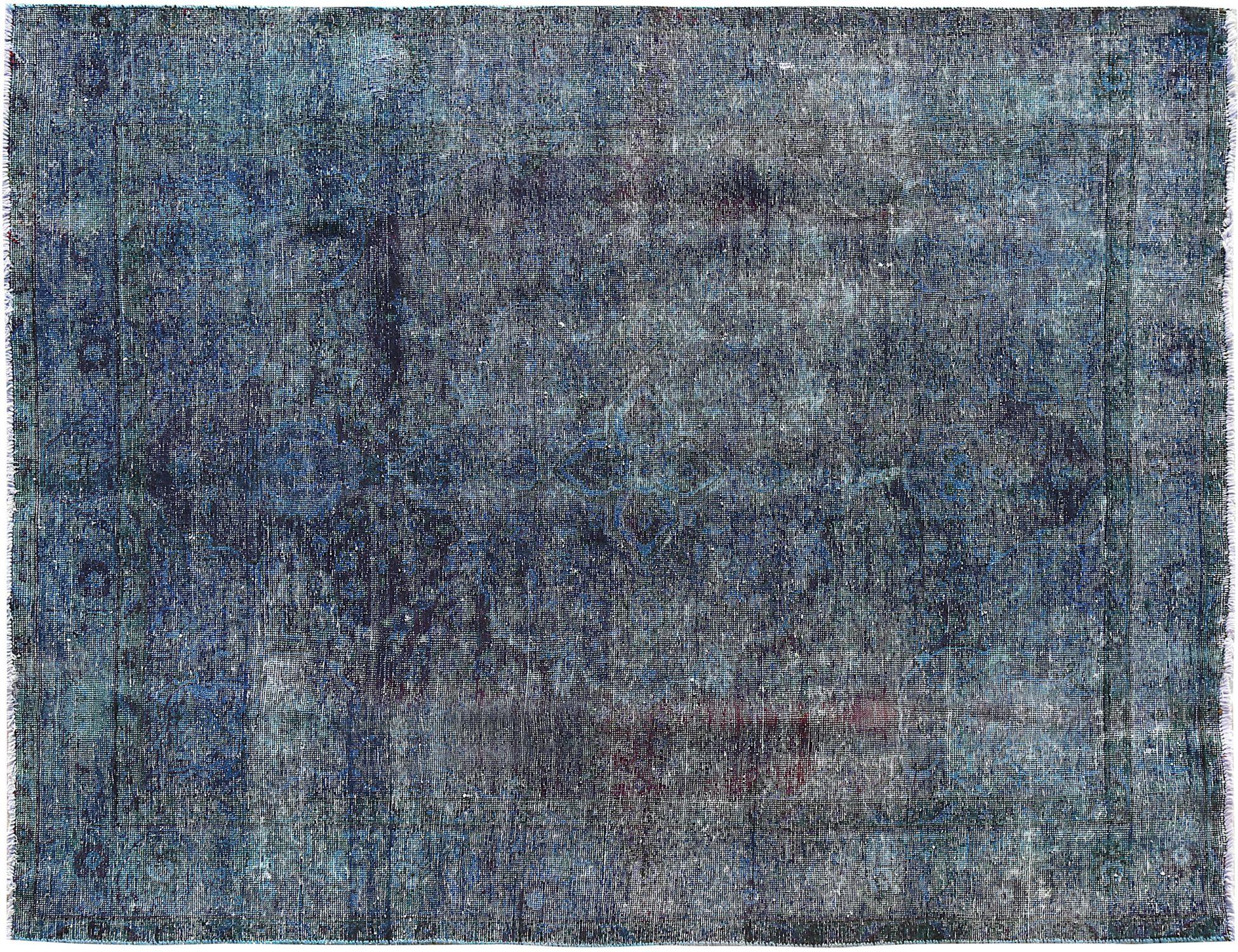 Tappeto Vintage  blu <br/>283 x 198 cm