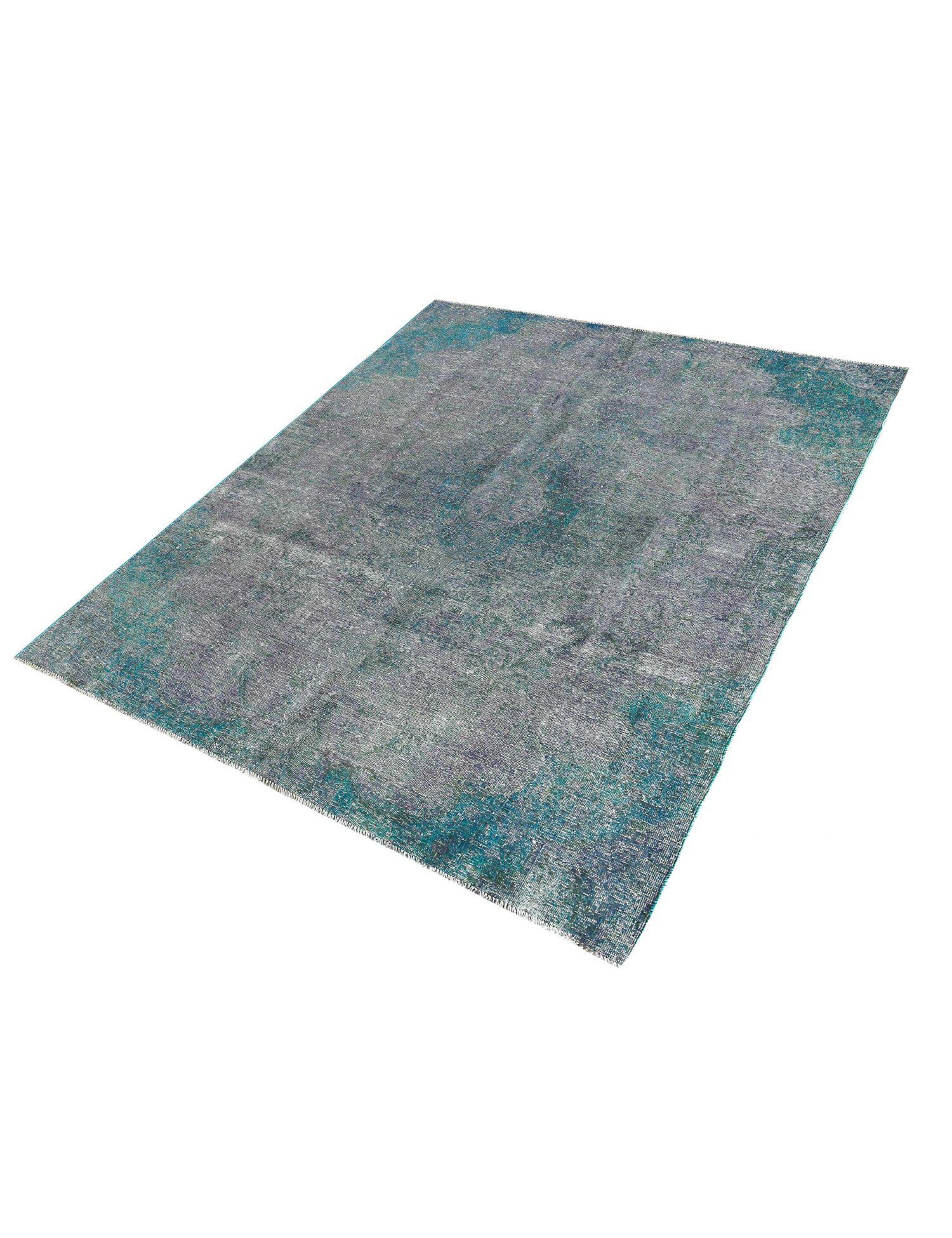 Vintage Teppich  grün <br/>288 x 204 cm