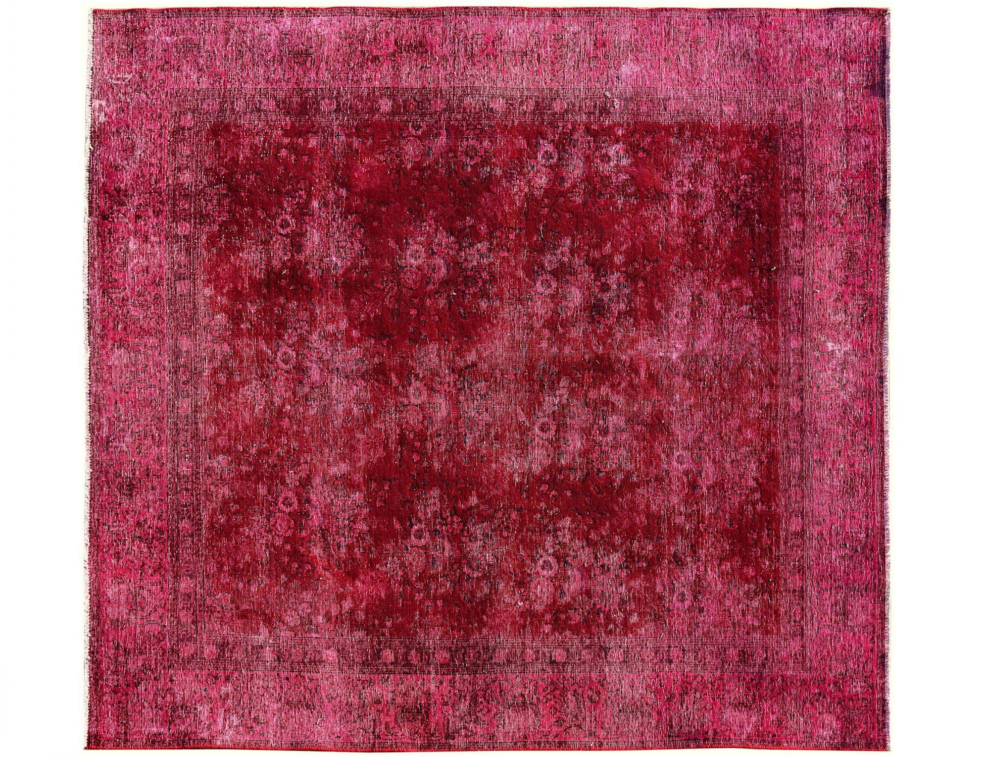 Tappeto Vintage  rosso <br/>270 x 296 cm