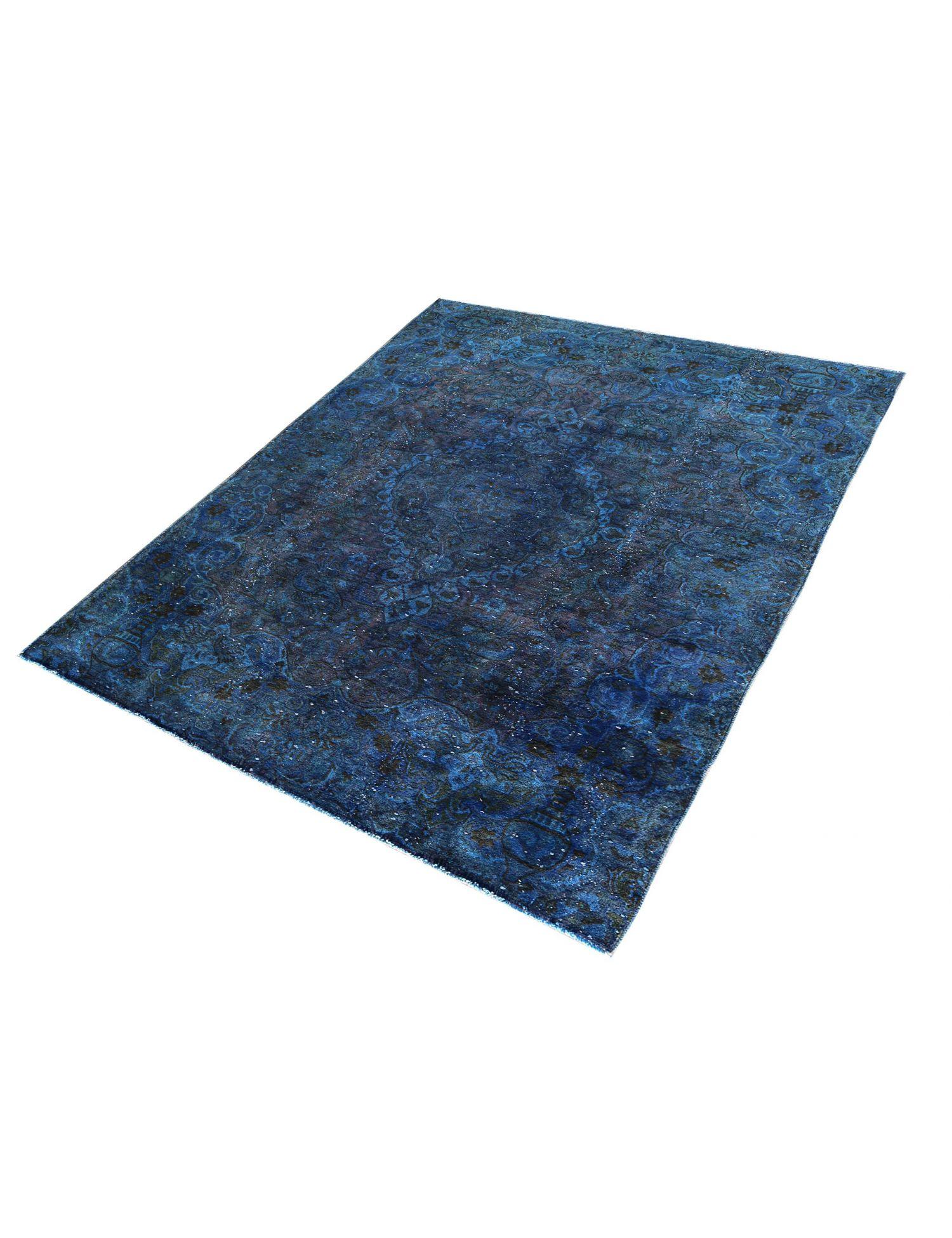 Tappeto Vintage  blu <br/>300 x 185 cm