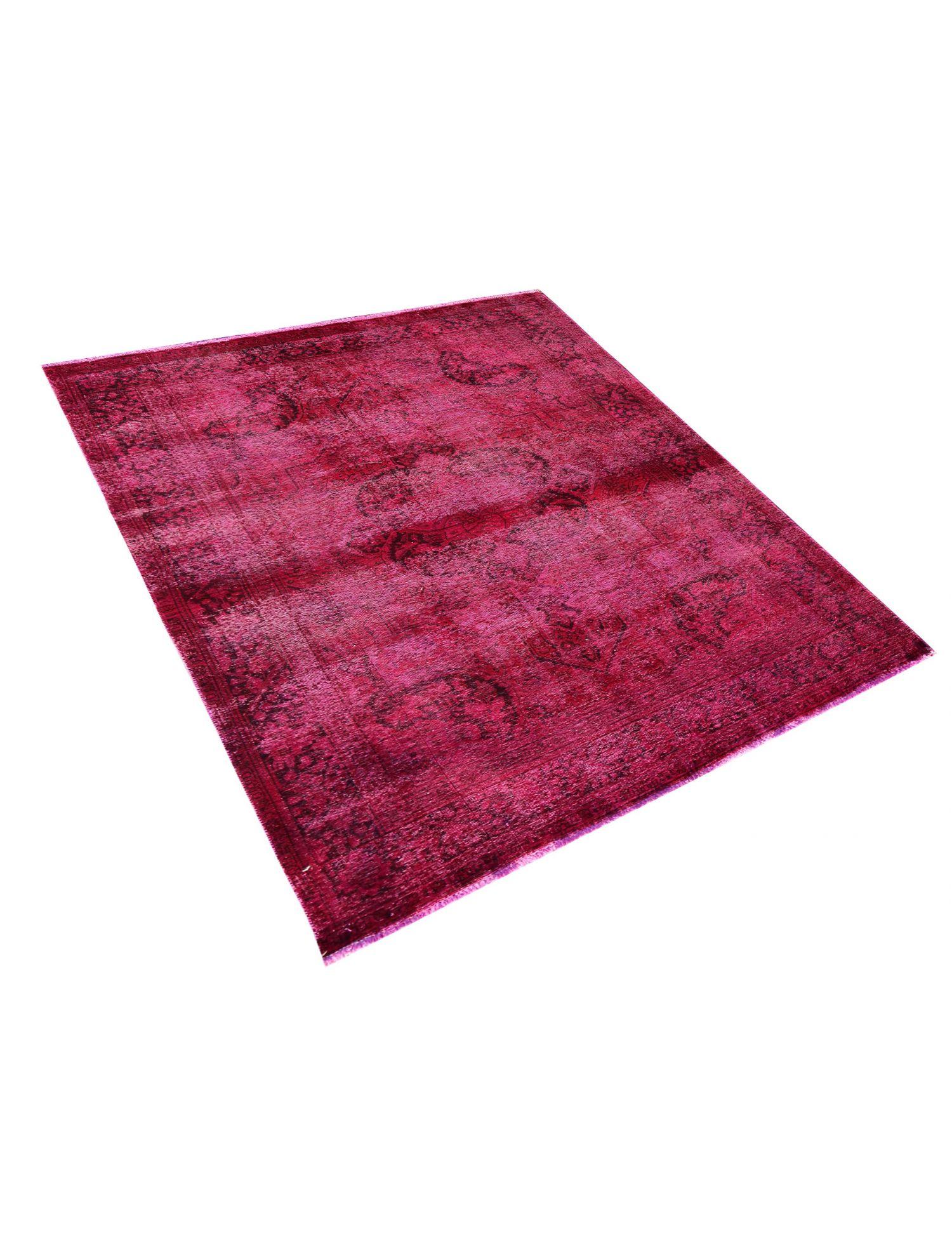 Tappeto Vintage  rosa <br/>292 x 197 cm
