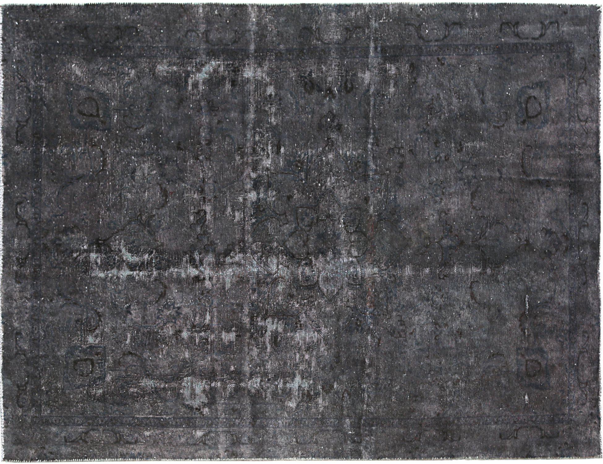 Tappeto Vintage  nero <br/>244 x 155 cm