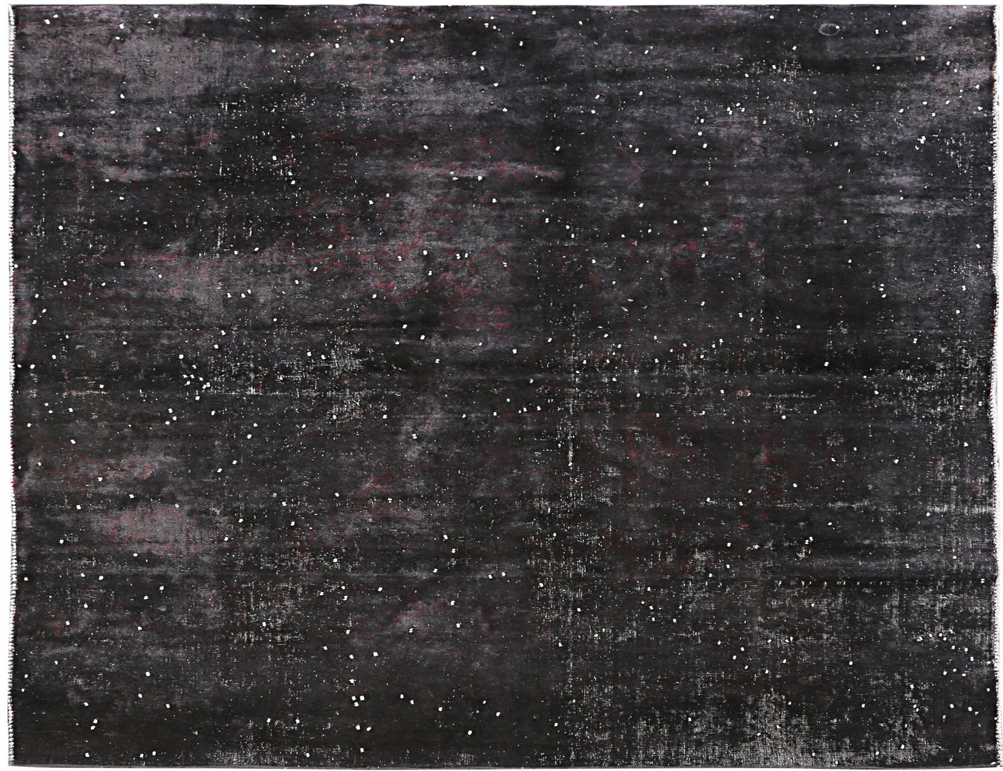 Tappeto Vintage  nero <br/>210 x 280 cm