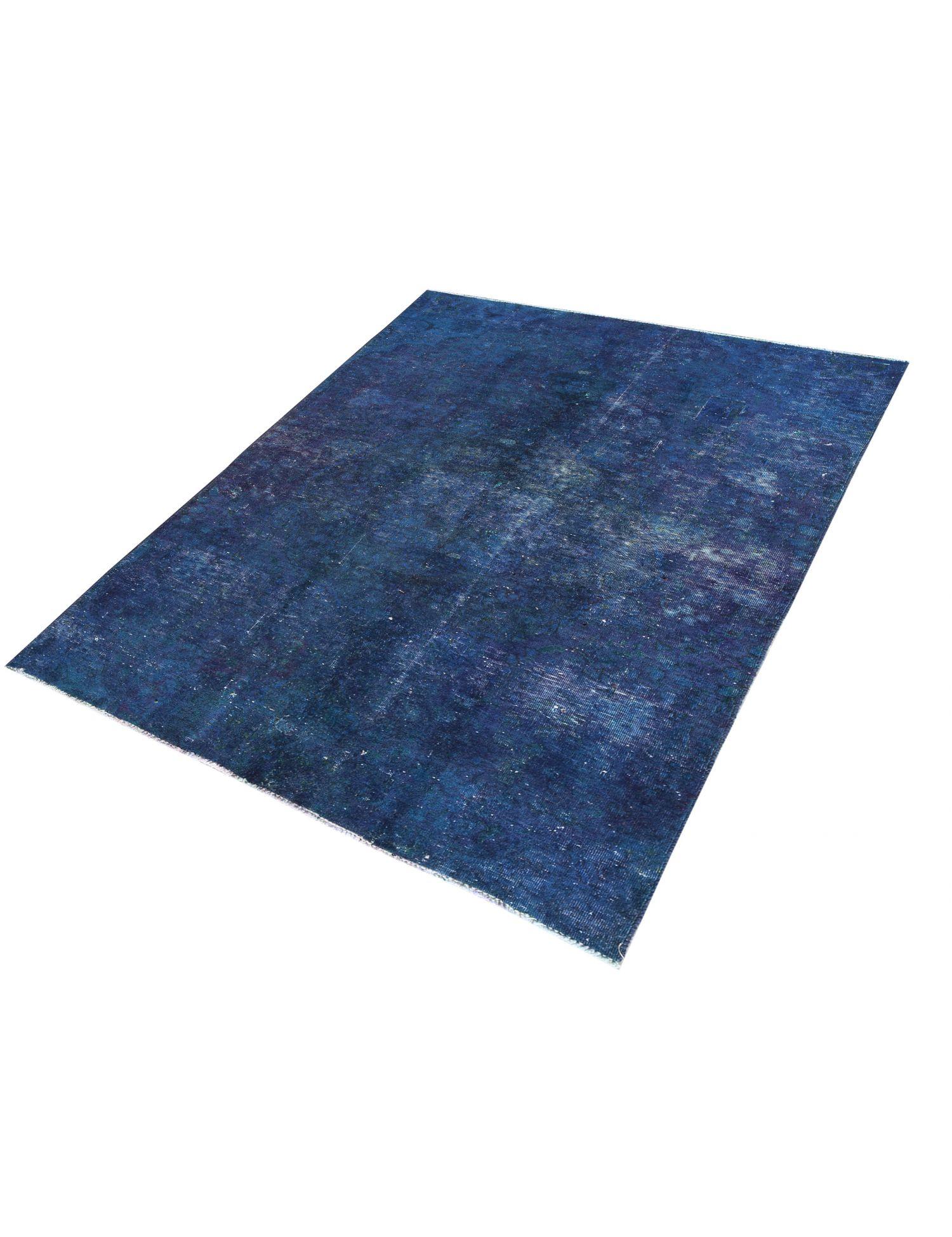 Vintage Teppich  blau <br/>214 x 240 cm