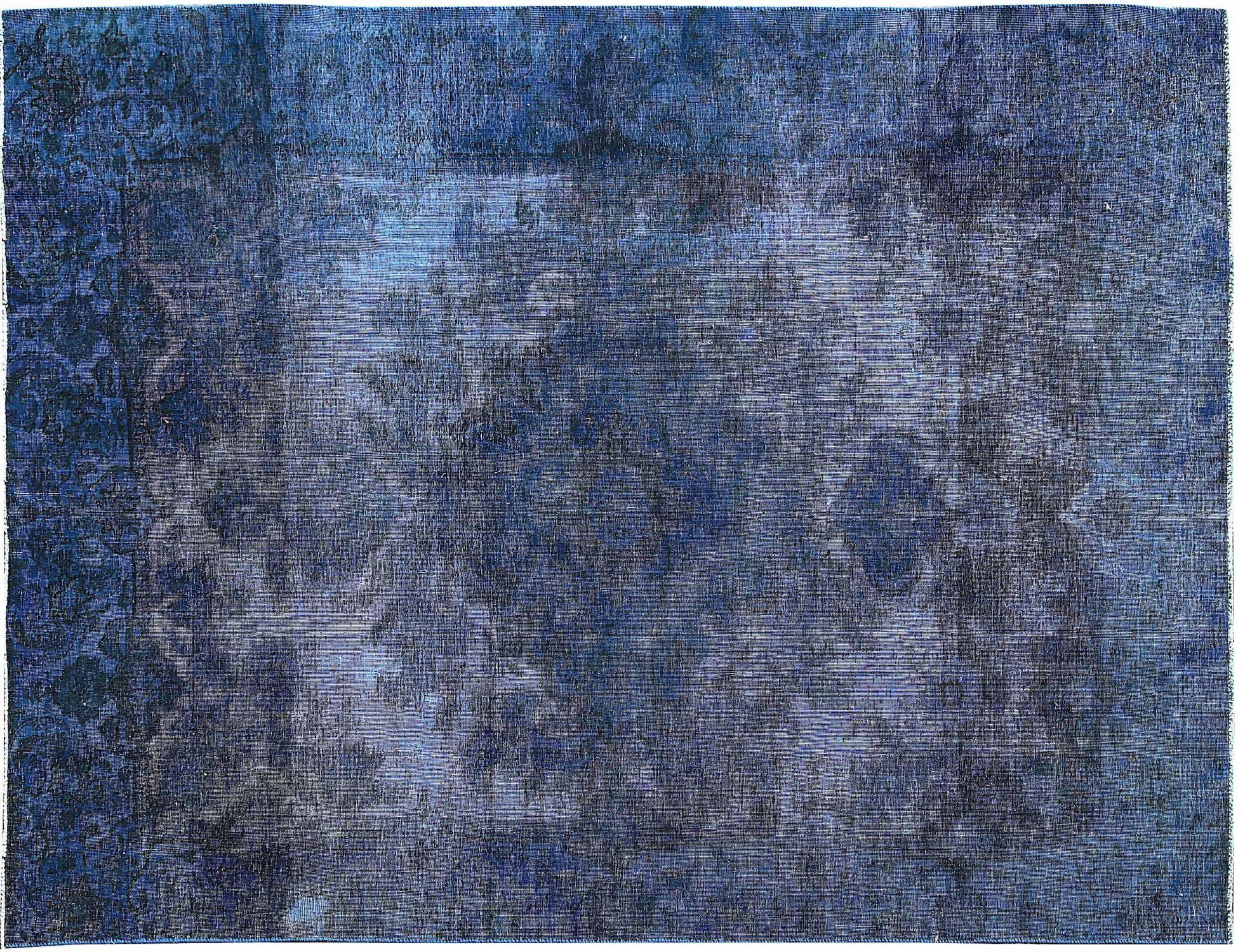 Vintage Teppich  blau <br/>319 x 202 cm
