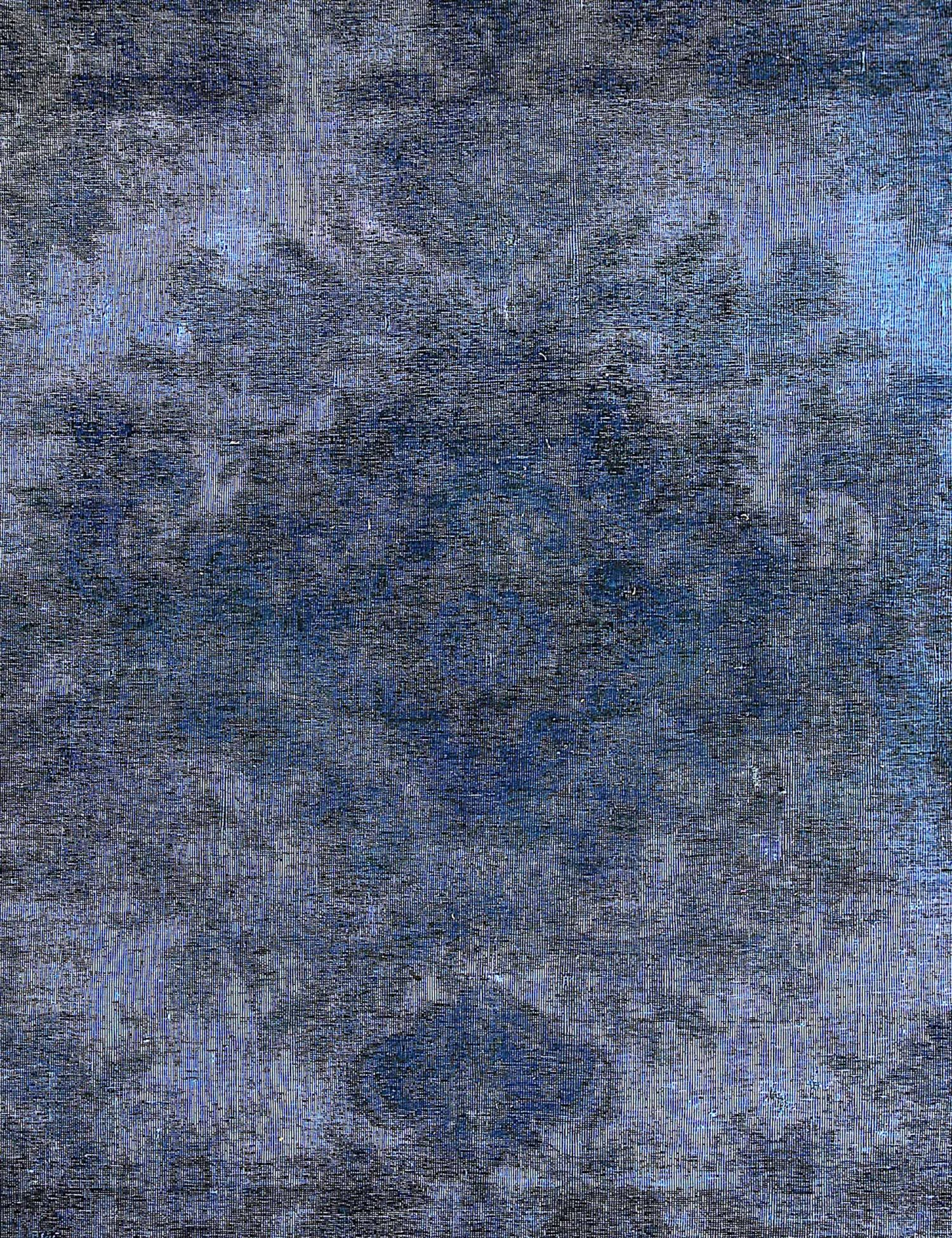 Tappeto Vintage  blu <br/>319 x 202 cm