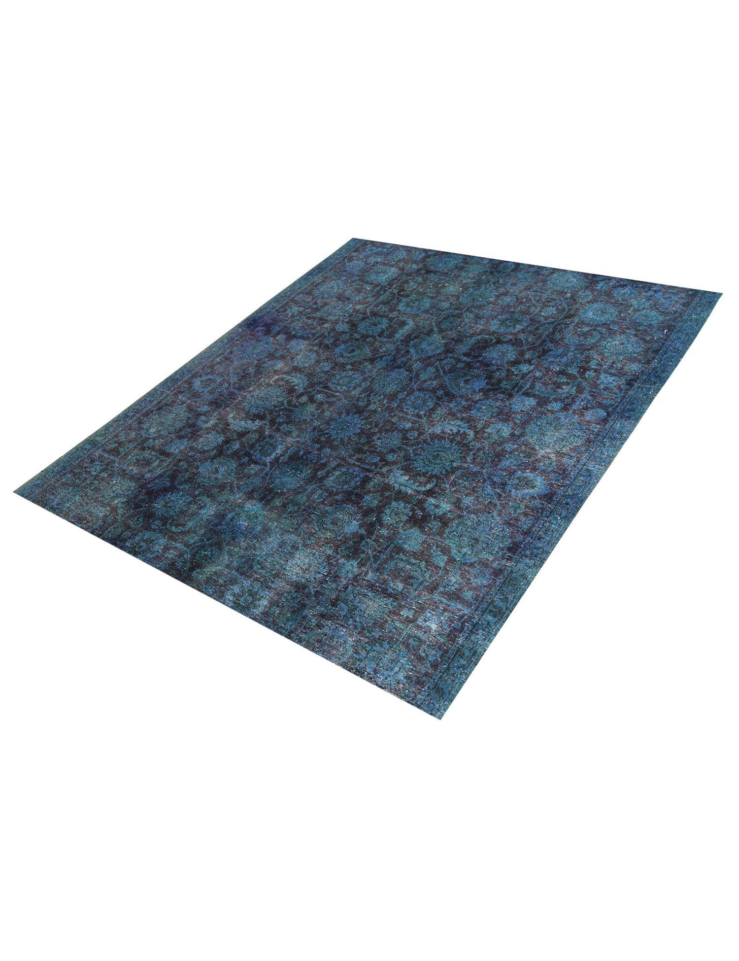 Vintage Teppich  türkis <br/>252 x 220 cm