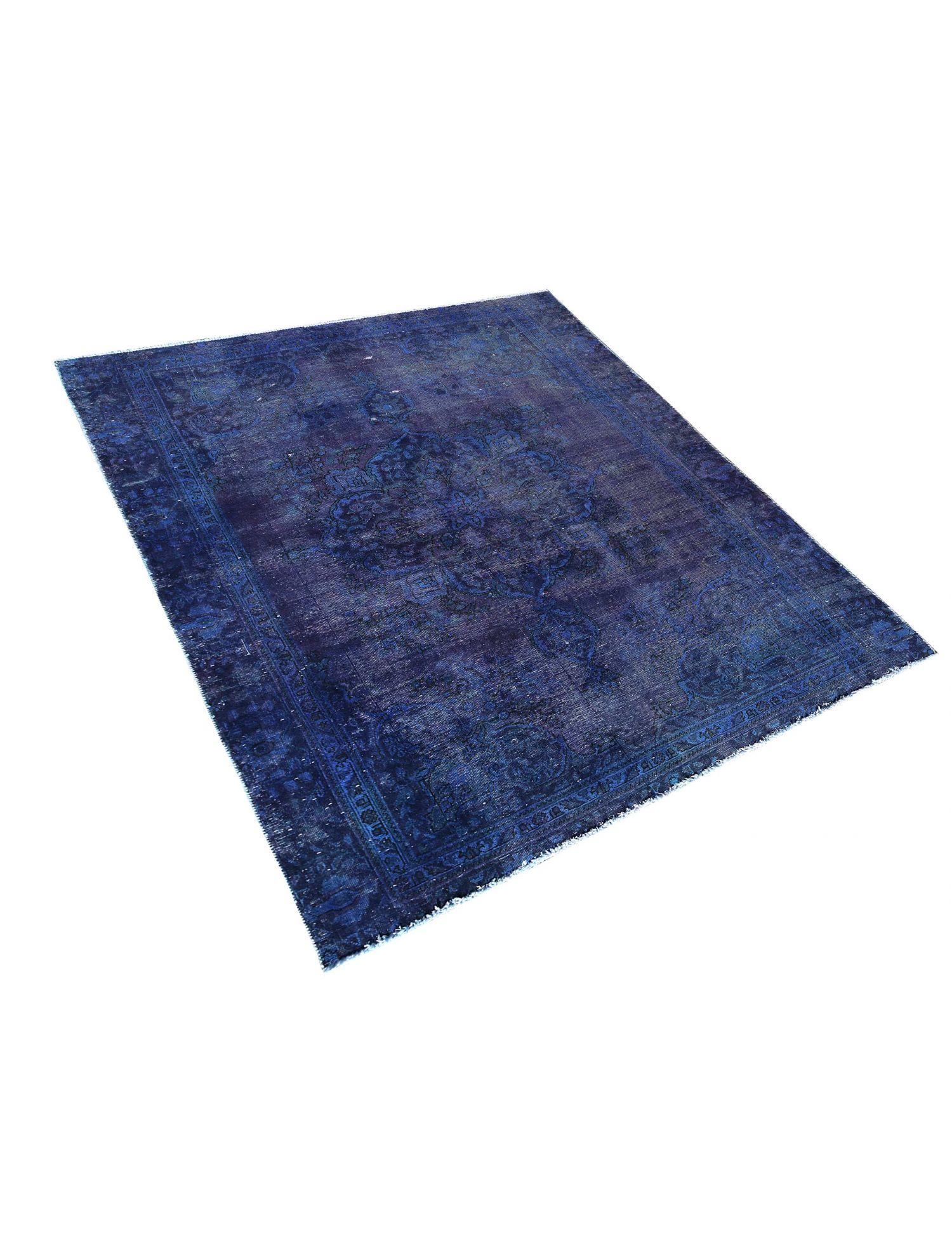 Tappeto Vintage  blu <br/>248 x 184 cm
