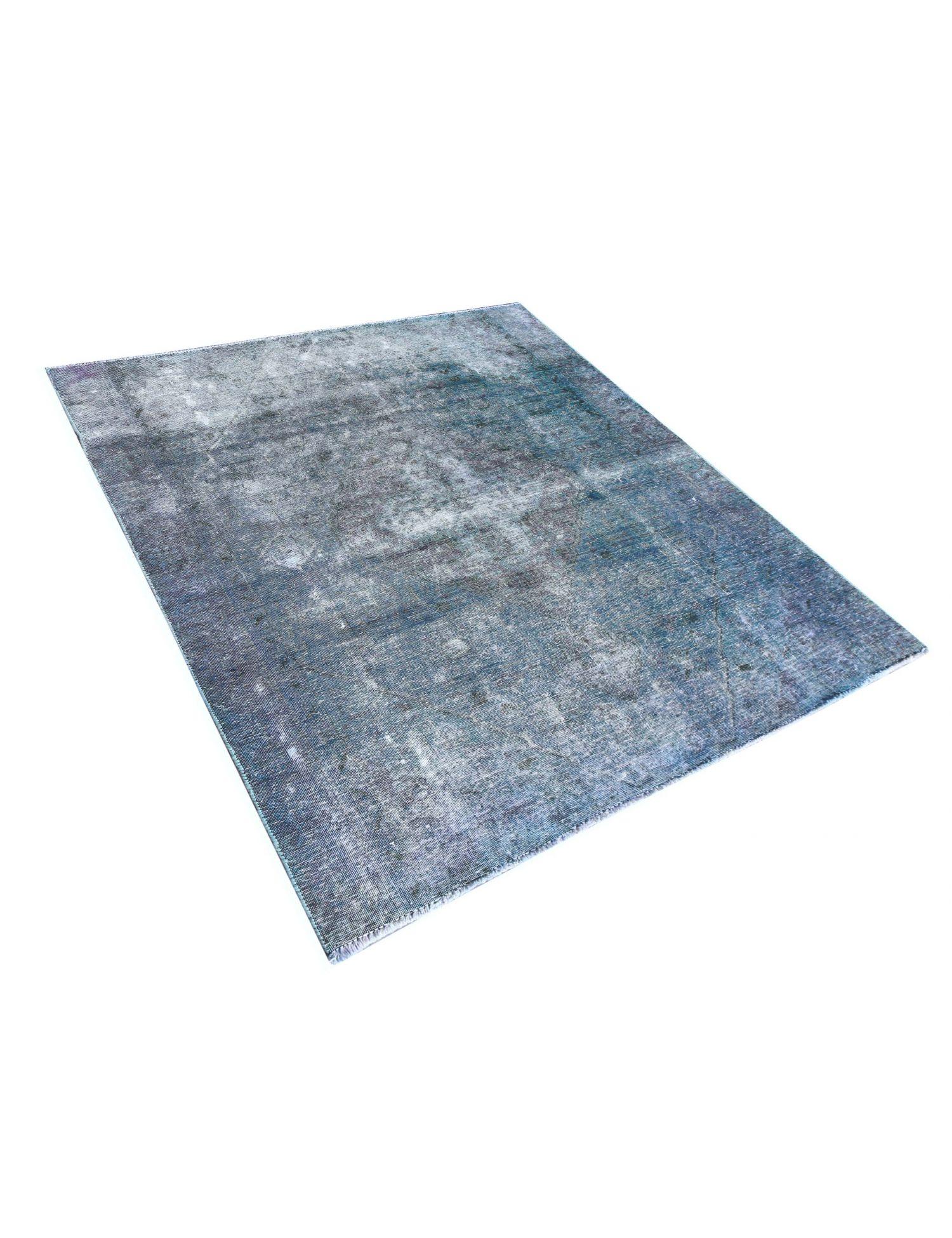 Tappeto Vintage  blu <br/>213 x 175 cm