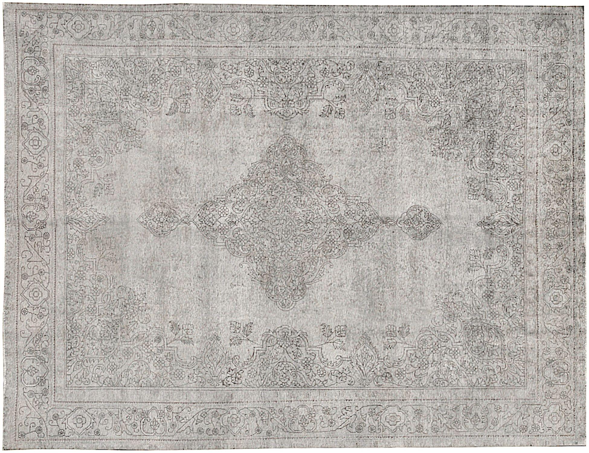Tappeto Vintage  grigo <br/>377 x 284 cm