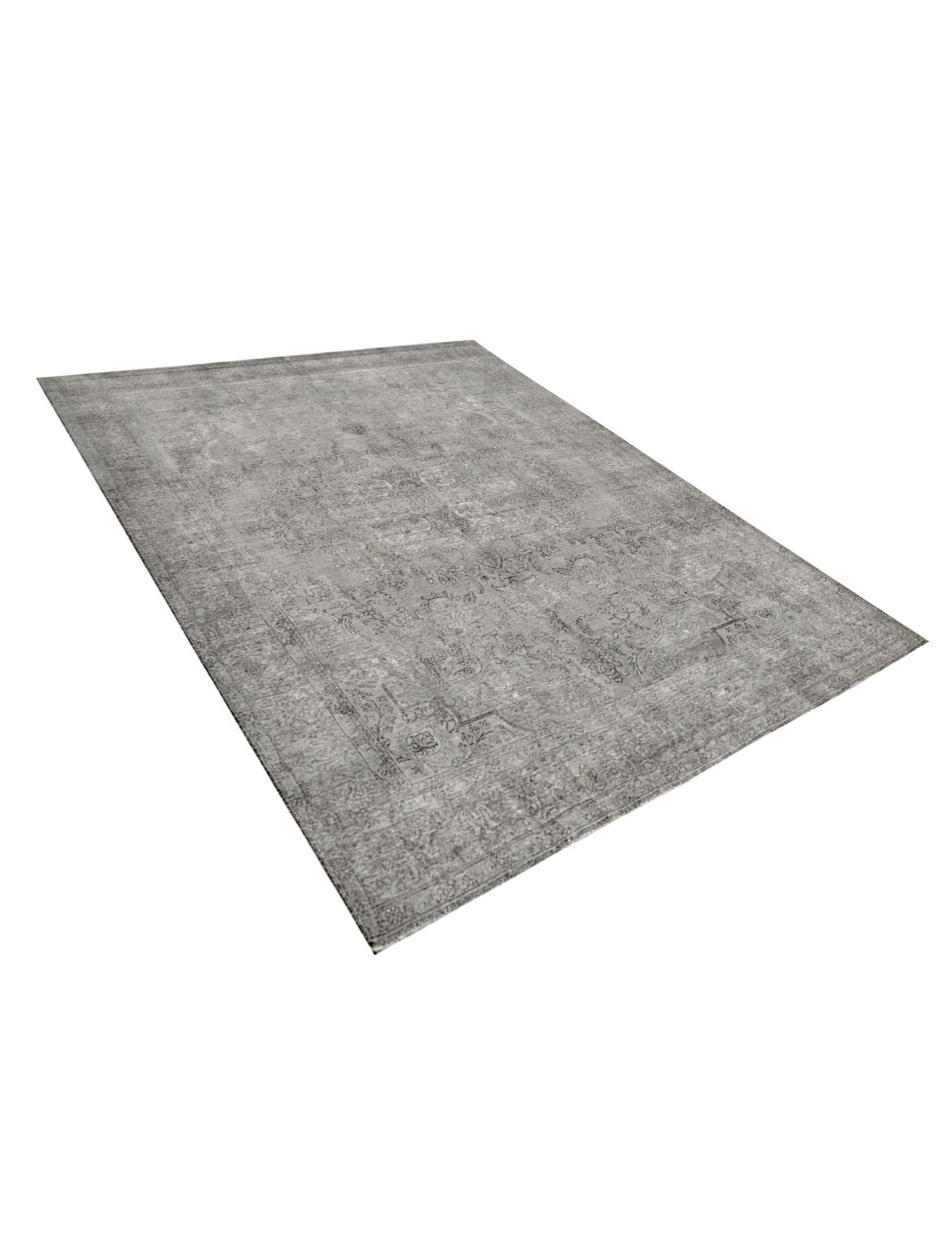 Vintage Teppich  grau <br/>374 x 287 cm
