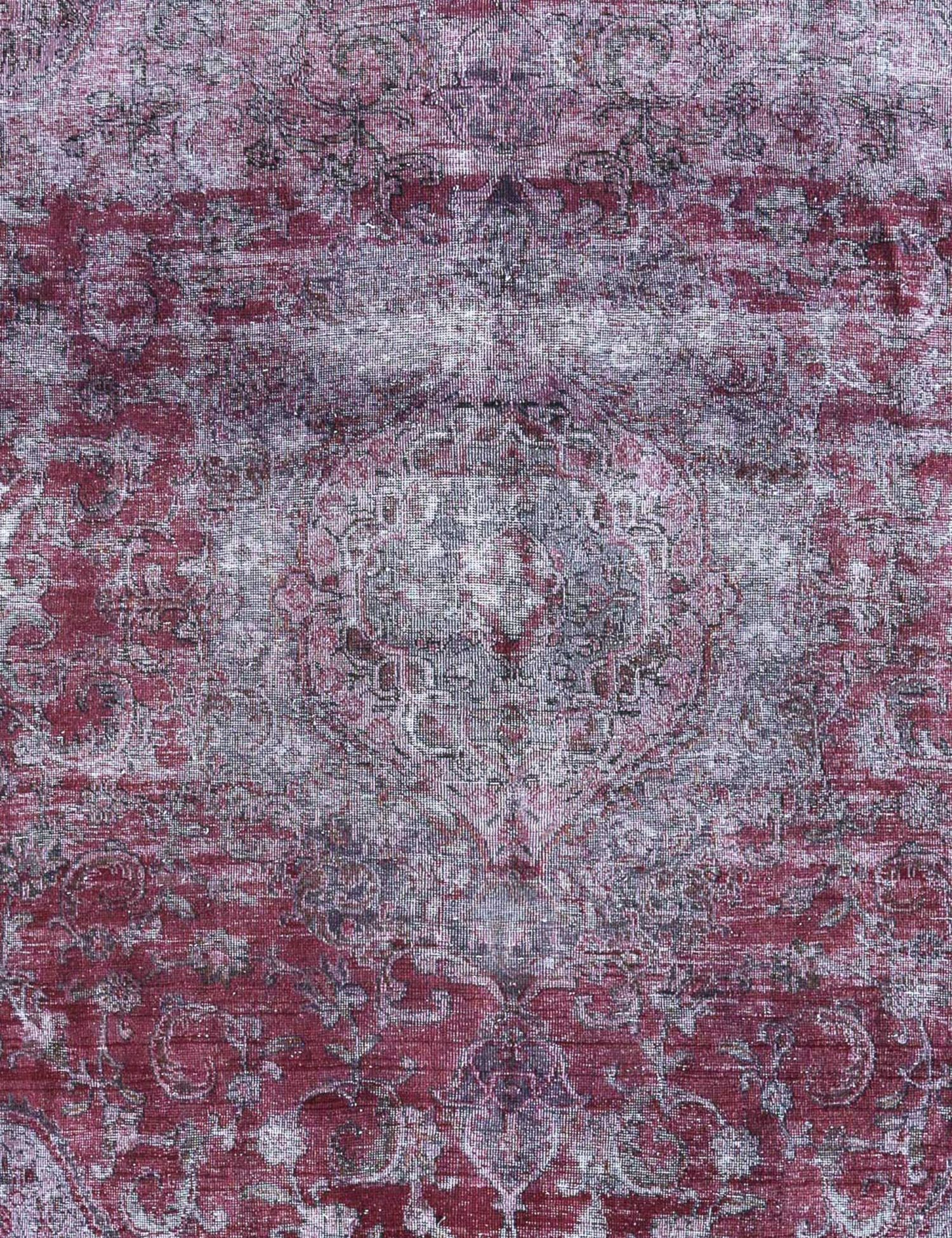 Vintage Teppich  lila <br/>369 x 259 cm
