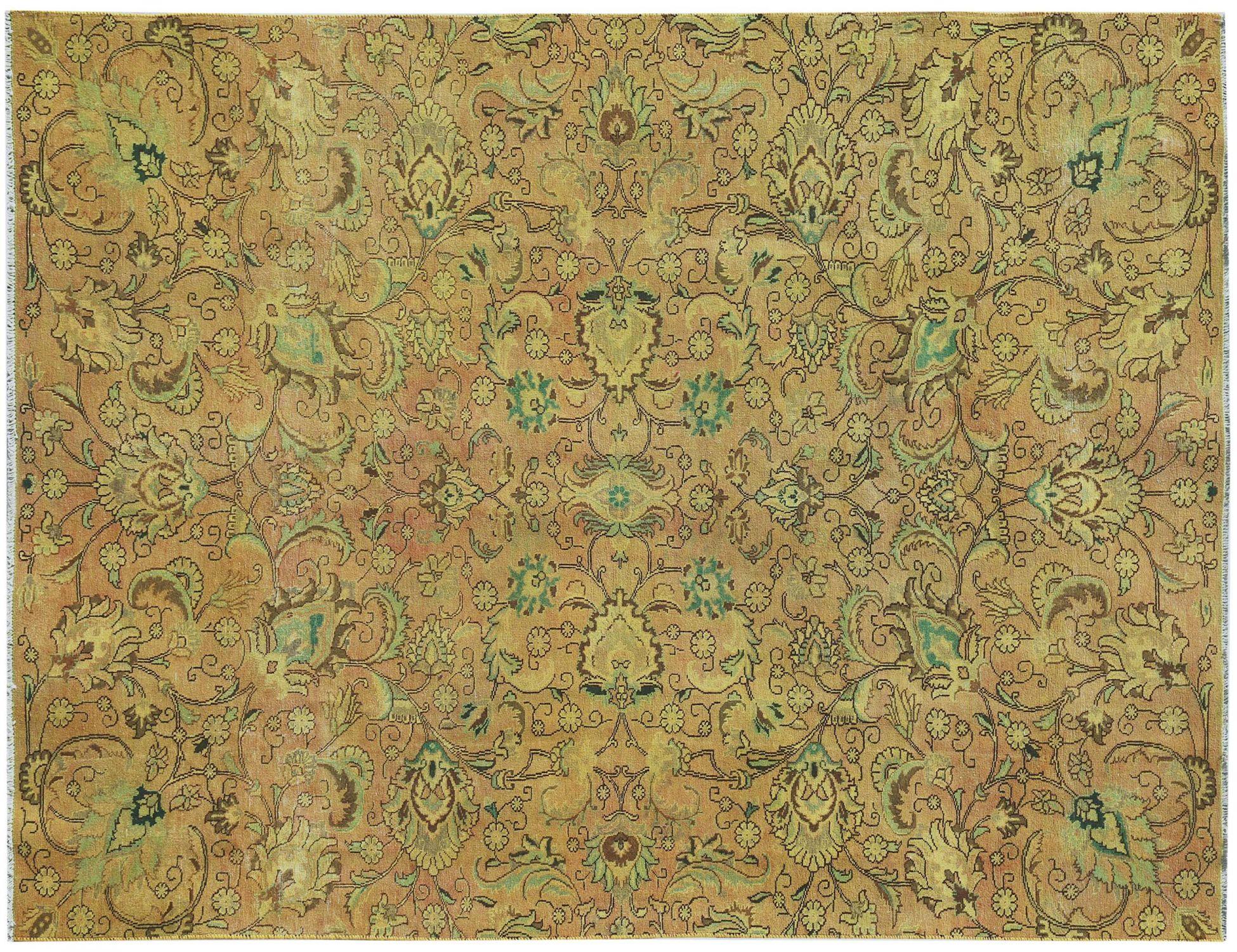 Tappeto Vintage  giallo <br/>310 x 202 cm