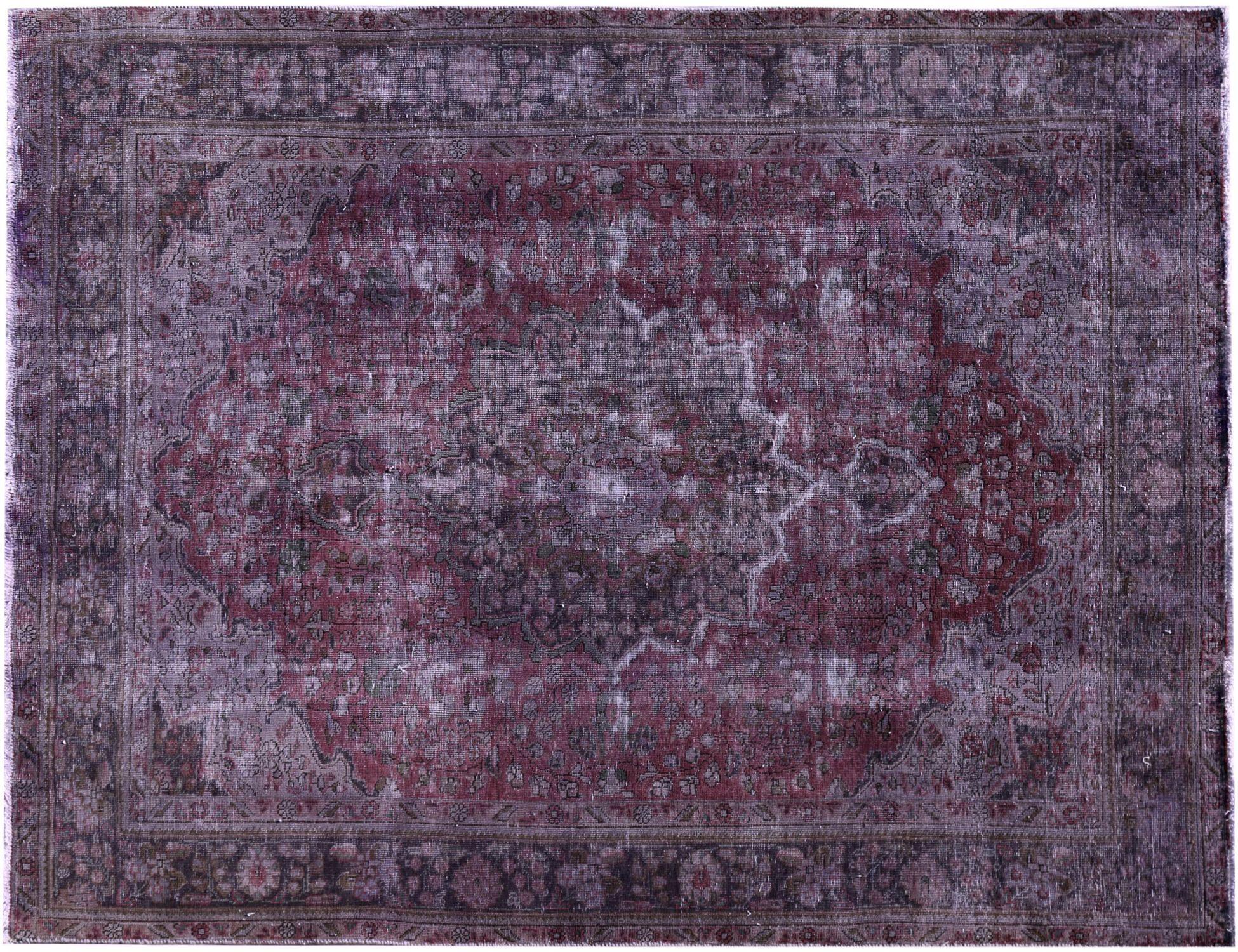 Tappeto Vintage  viola <br/>298 x 194 cm