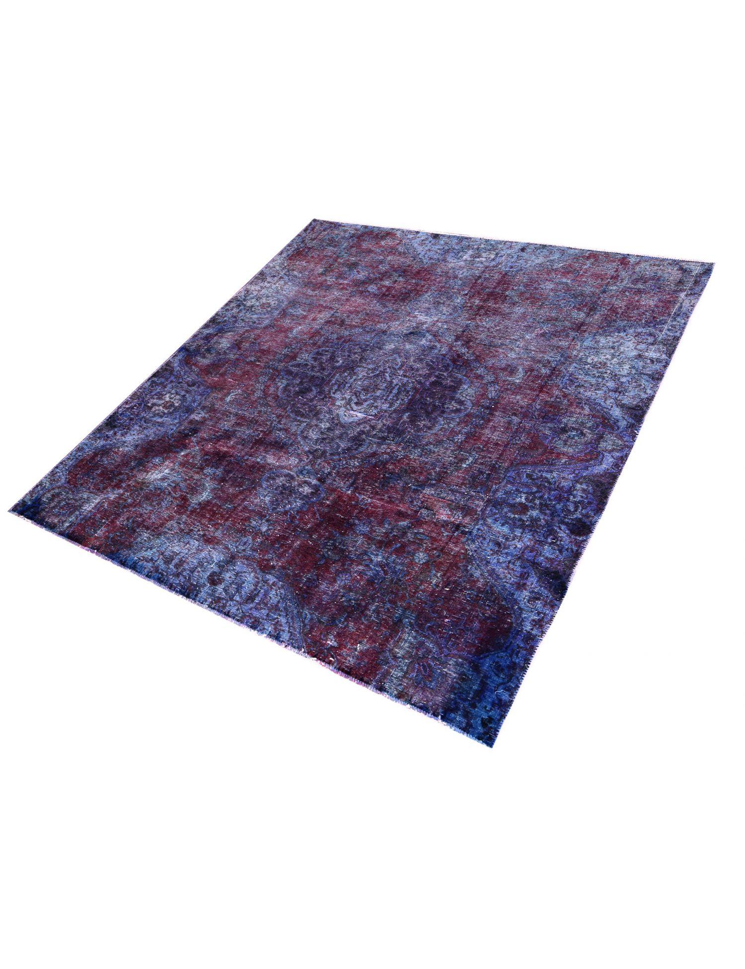 Tappeto Vintage  blu <br/>264 x 193 cm
