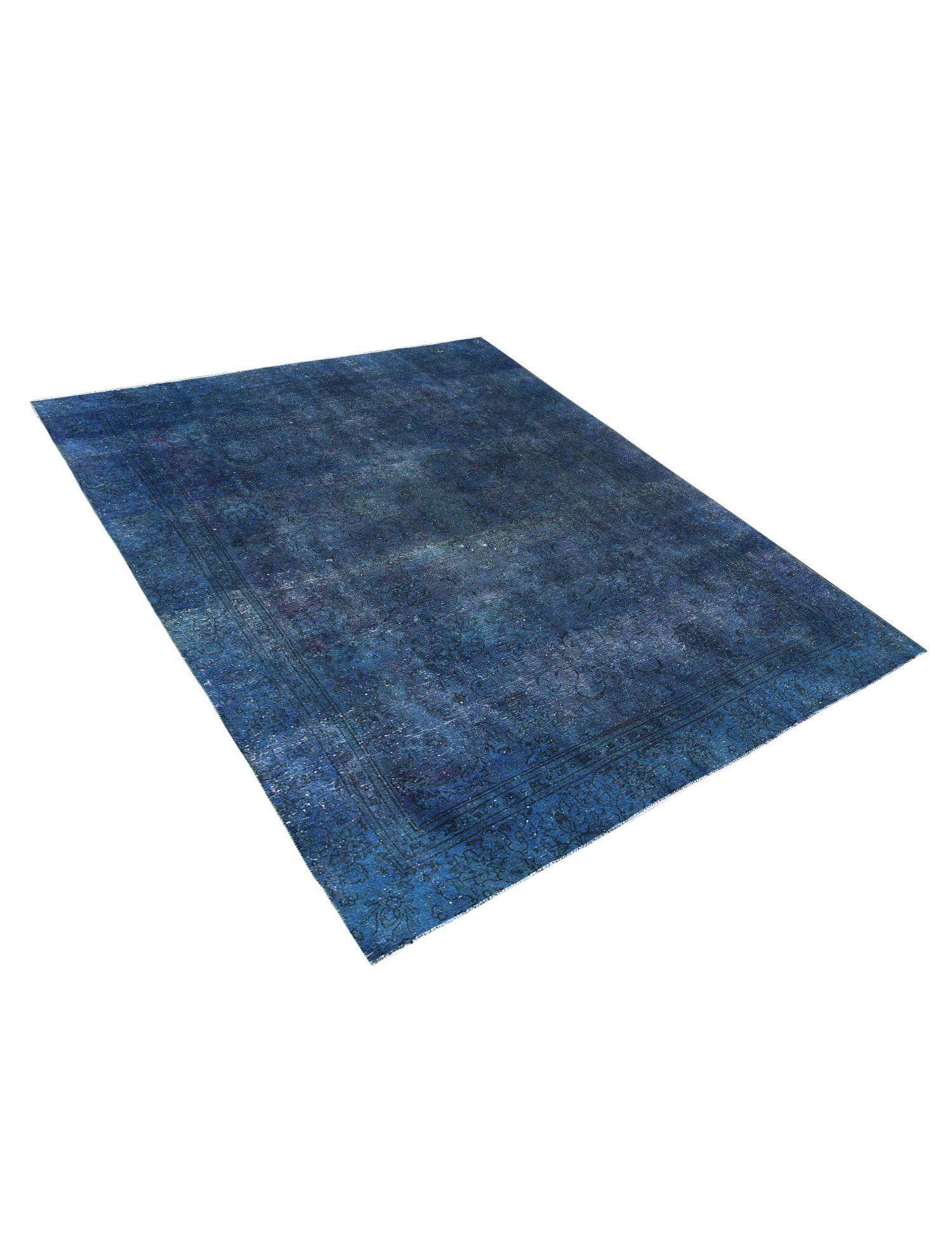 Vintage Teppich  blau <br/>303 x 220 cm