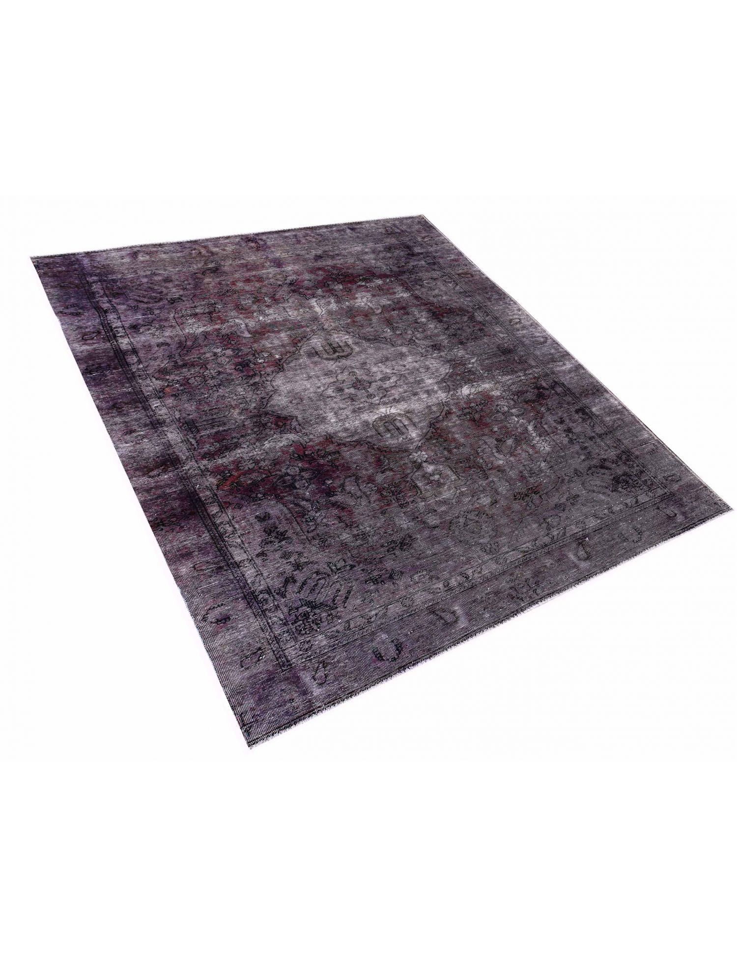 Vintage Teppich  lila <br/>277 x 173 cm