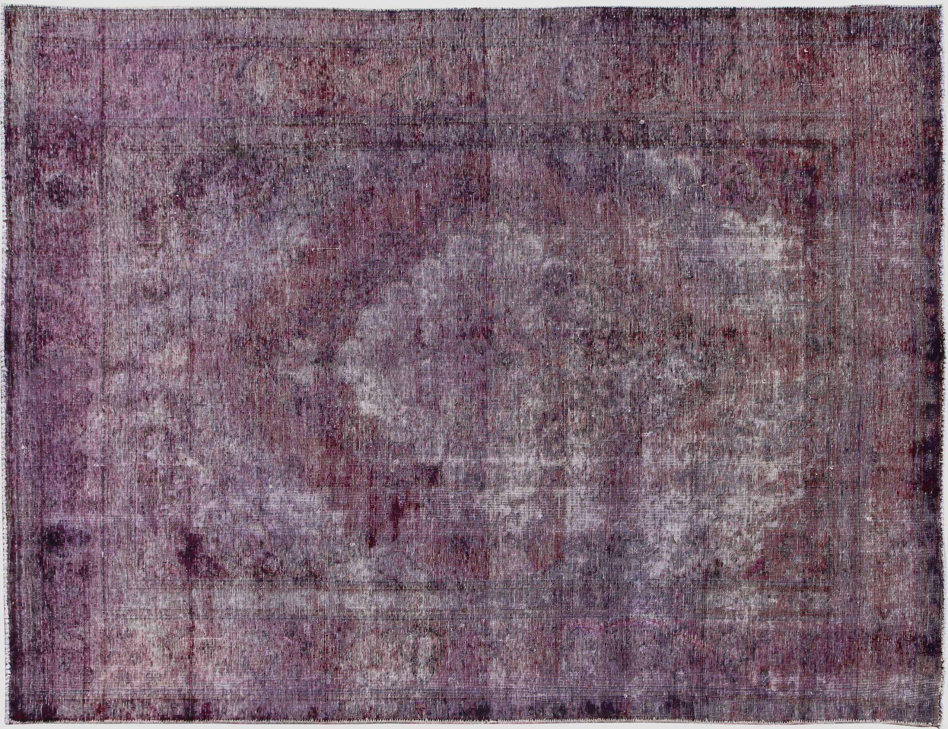 Tappeto Vintage  viola <br/>308 x 192 cm