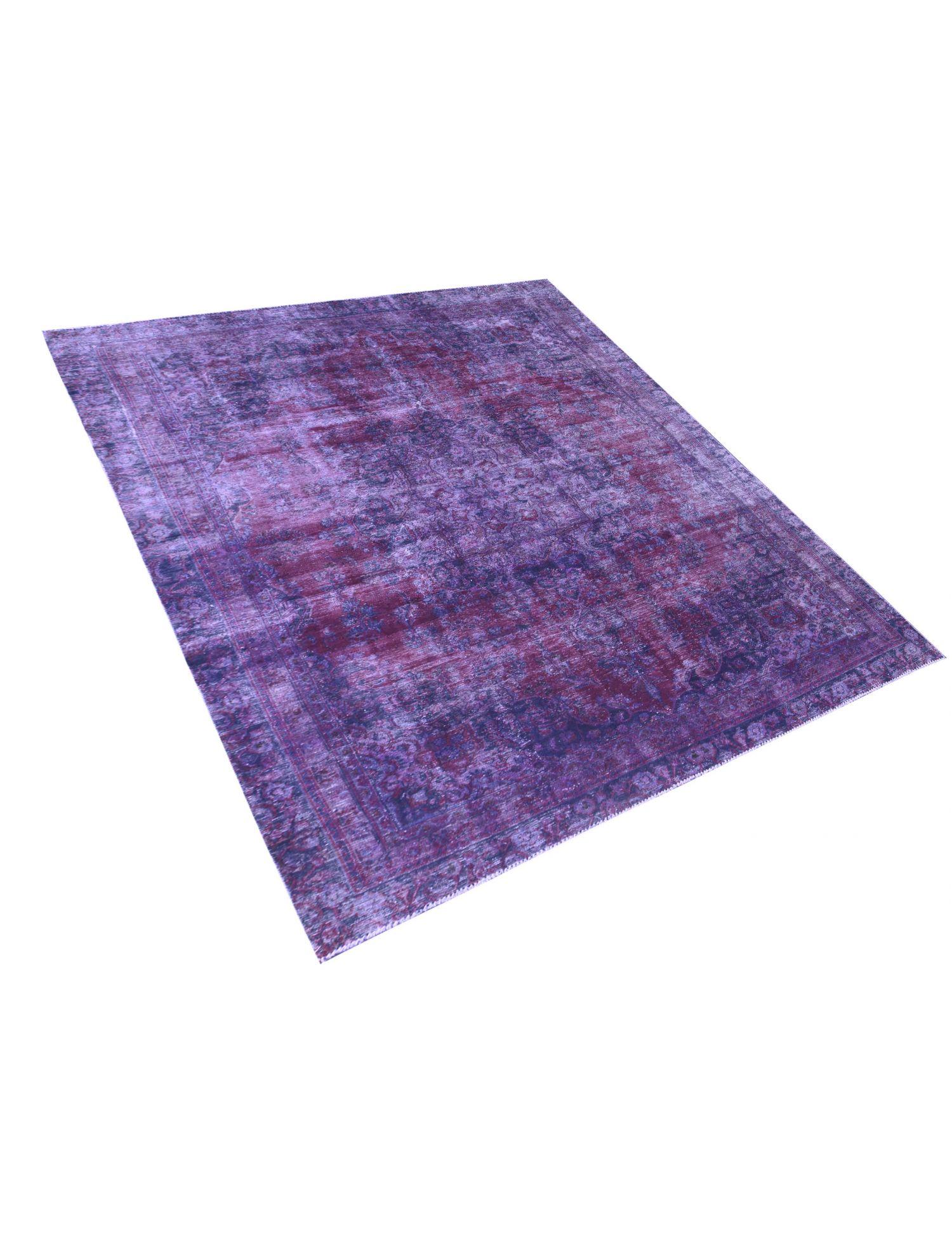 Vintage Teppich  lila <br/>324 x 238 cm