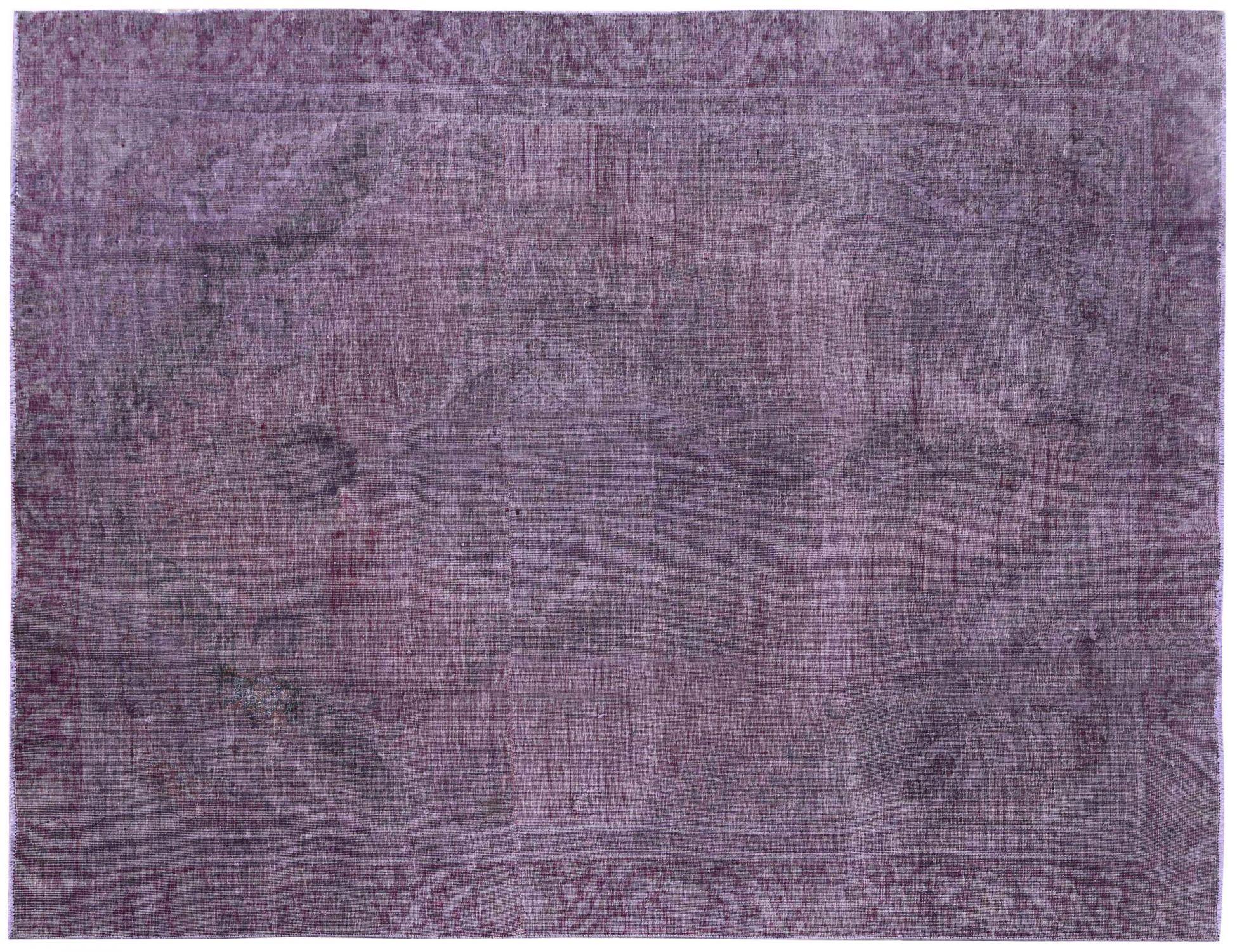 Tappeto Vintage  viola <br/>315 x 259 cm