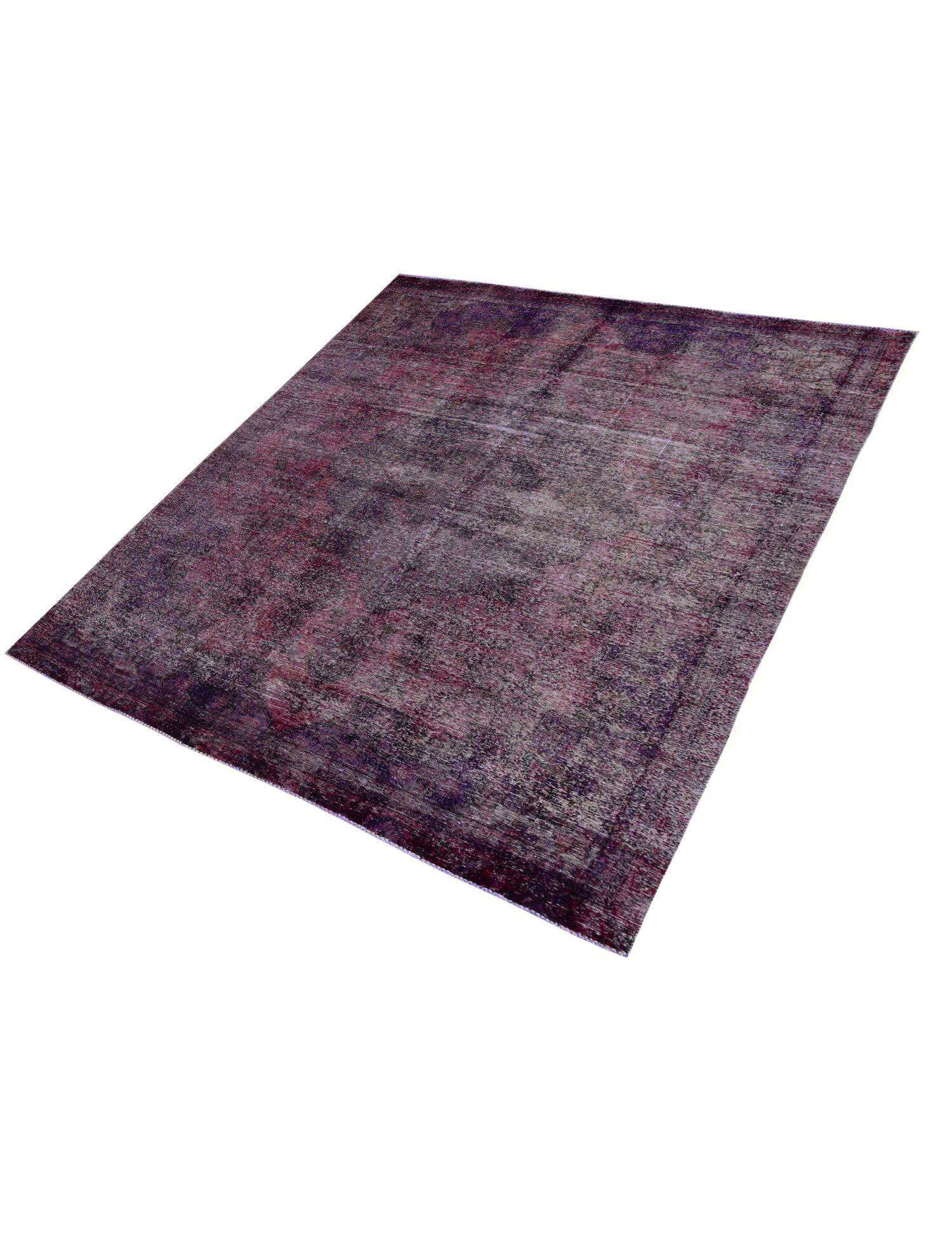 Vintage Teppich  lila <br/>312 x 238 cm