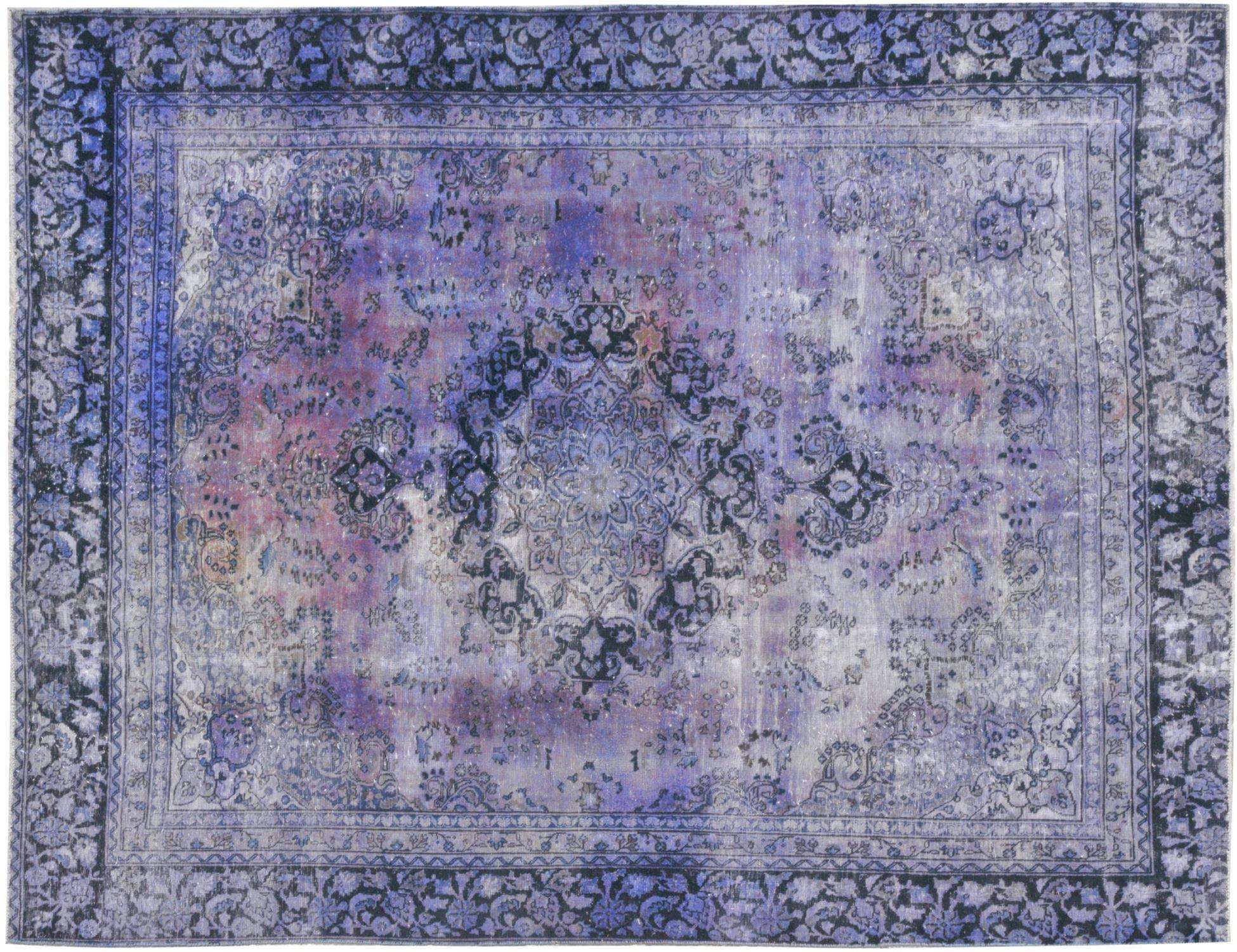 Tappeto Vintage  blu <br/>340 x 264 cm