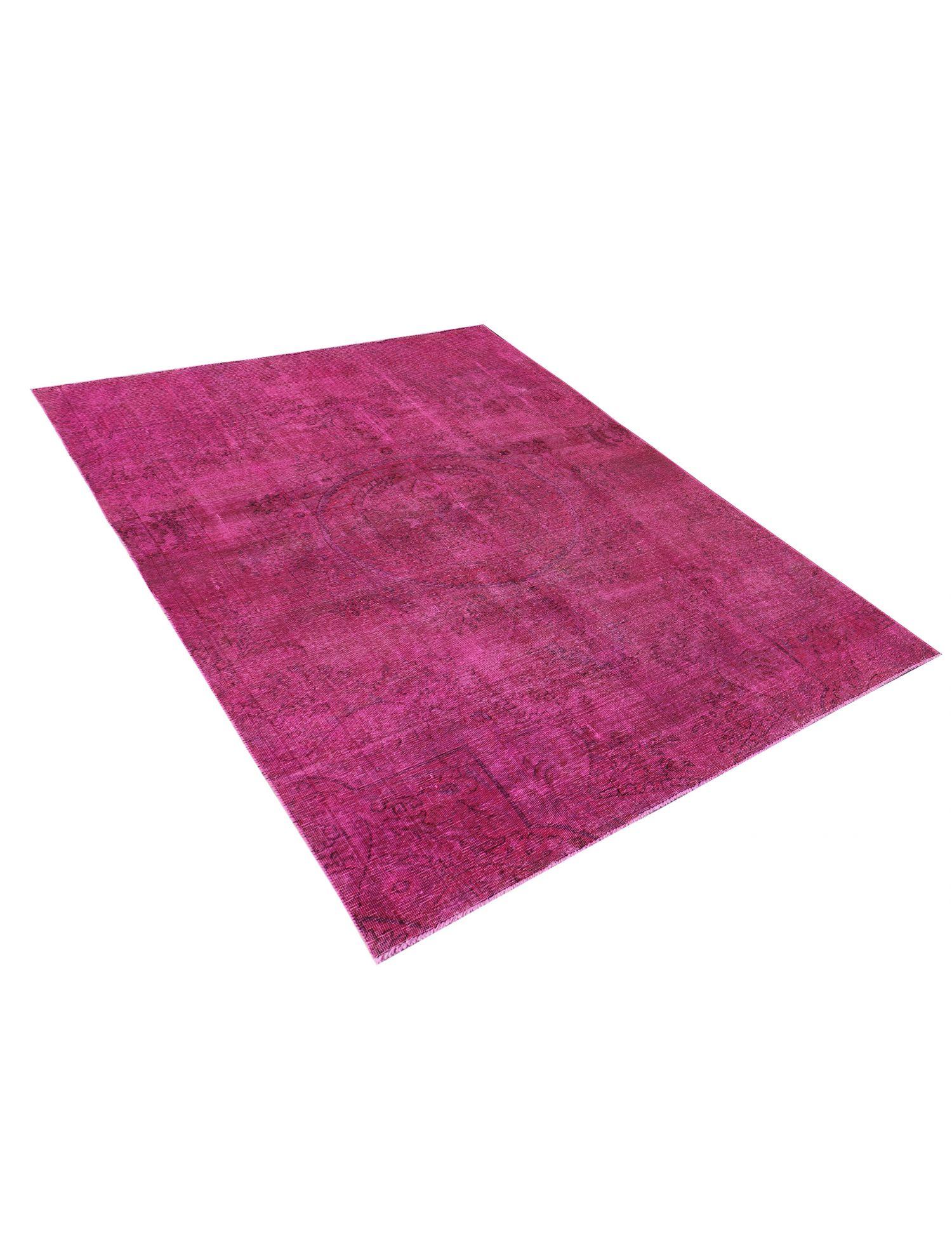 Tappeto Vintage  rosa <br/>283 x 200 cm
