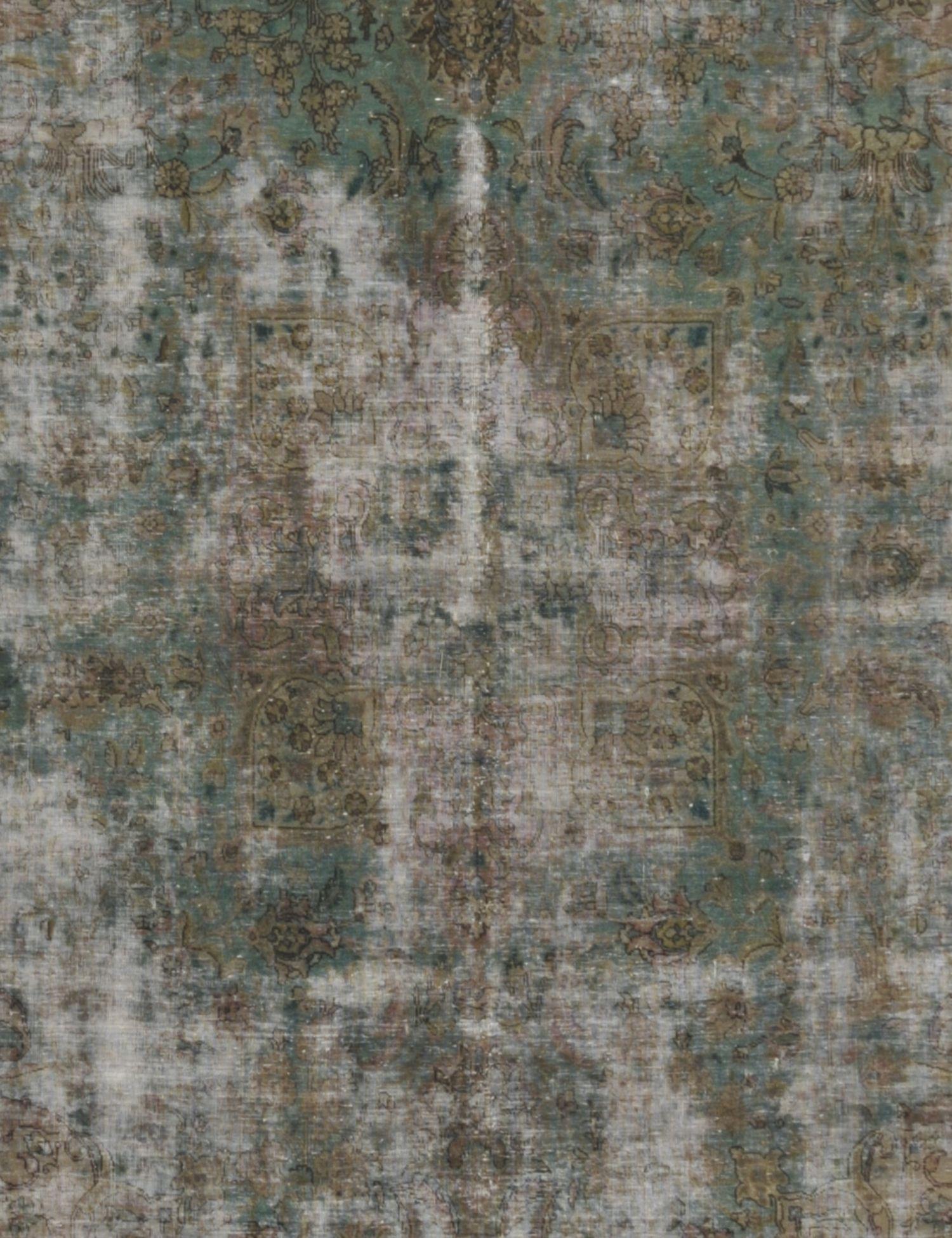 Tappeto Vintage  verde <br/>372 x 290 cm