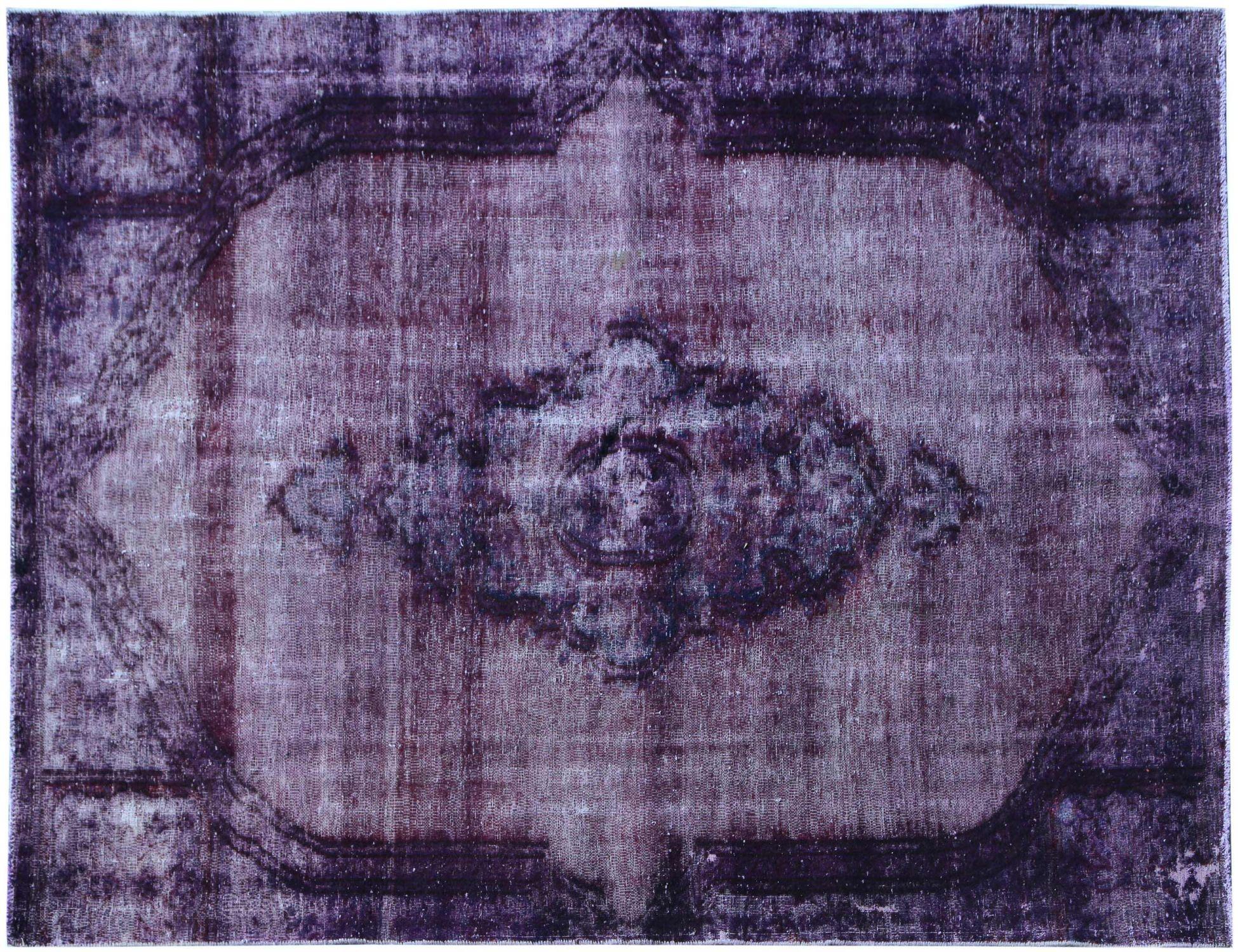 Vintage Teppich  lila <br/>304 x 192 cm