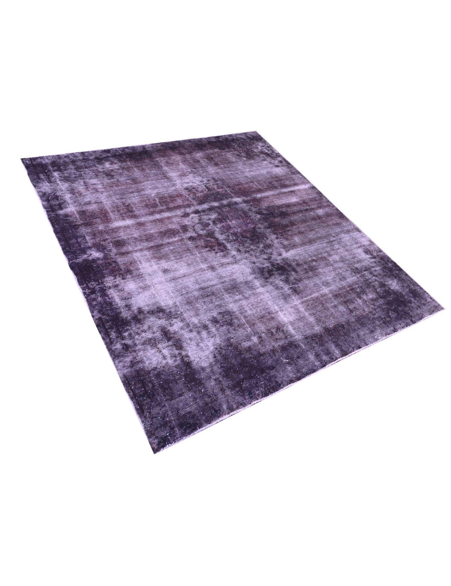 Vintage Teppich  lila <br/>304 x 202 cm