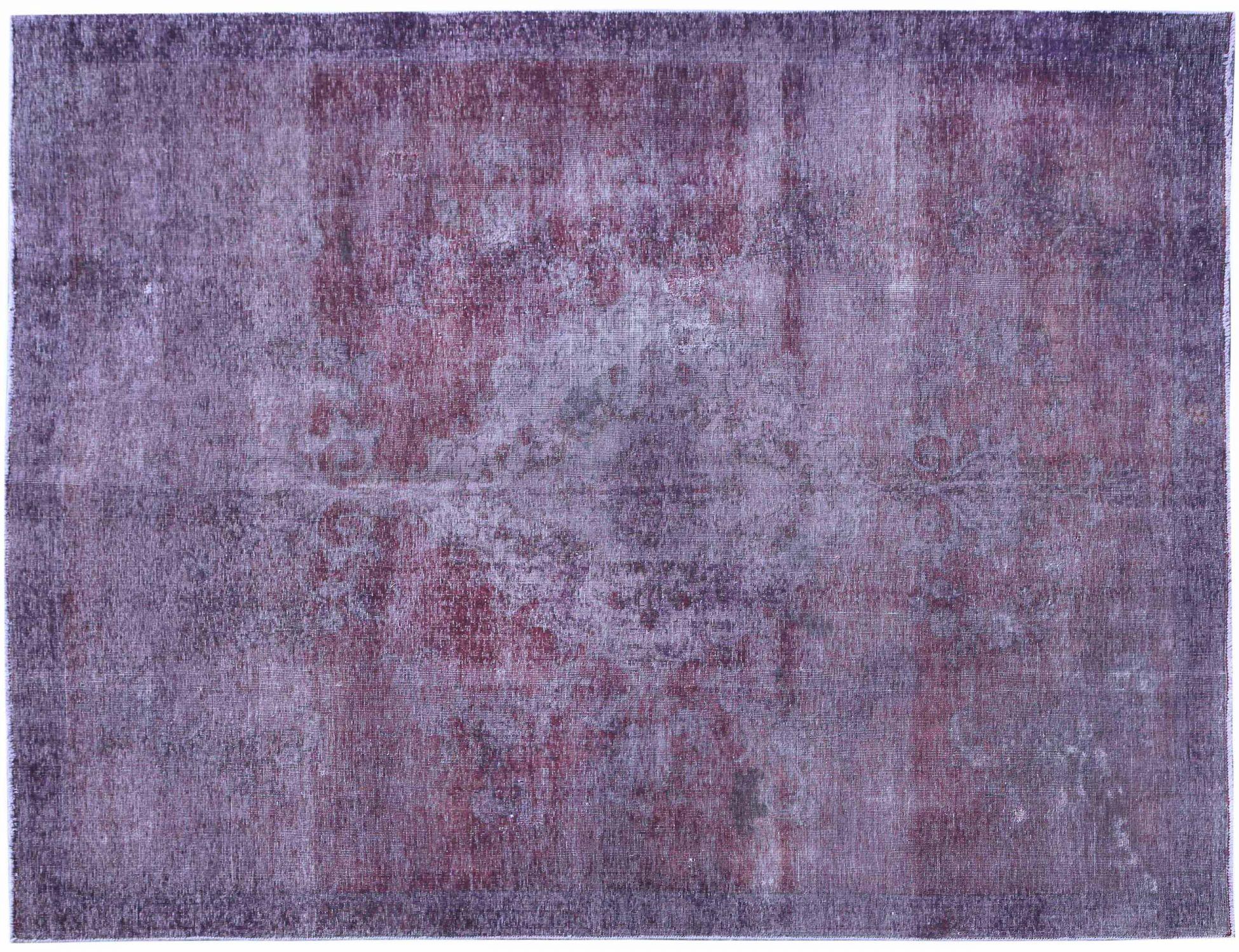 Tappeto Vintage  viola <br/>297 x 216 cm