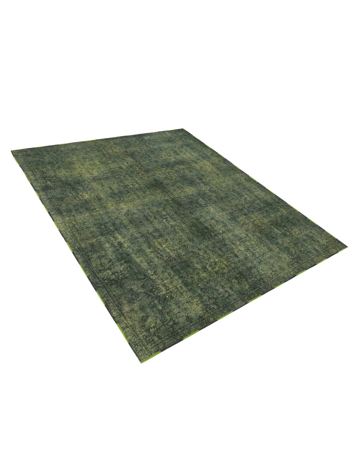 Tappeto Vintage  verde <br/>290 x 210 cm