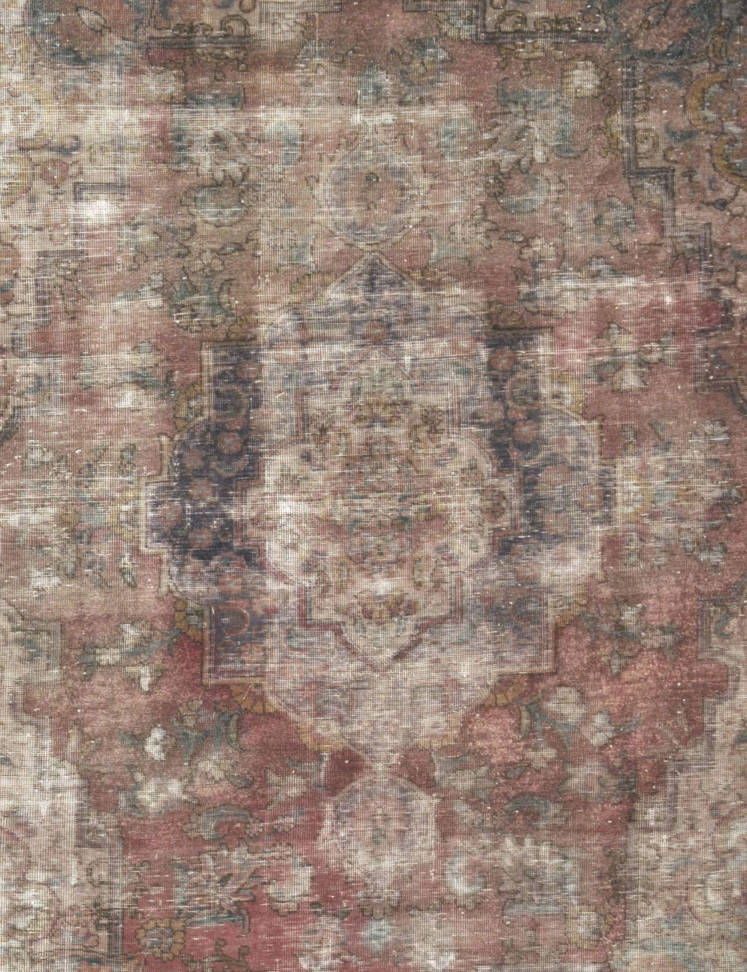 Tappeto Vintage  rosso <br/>306 x 208 cm